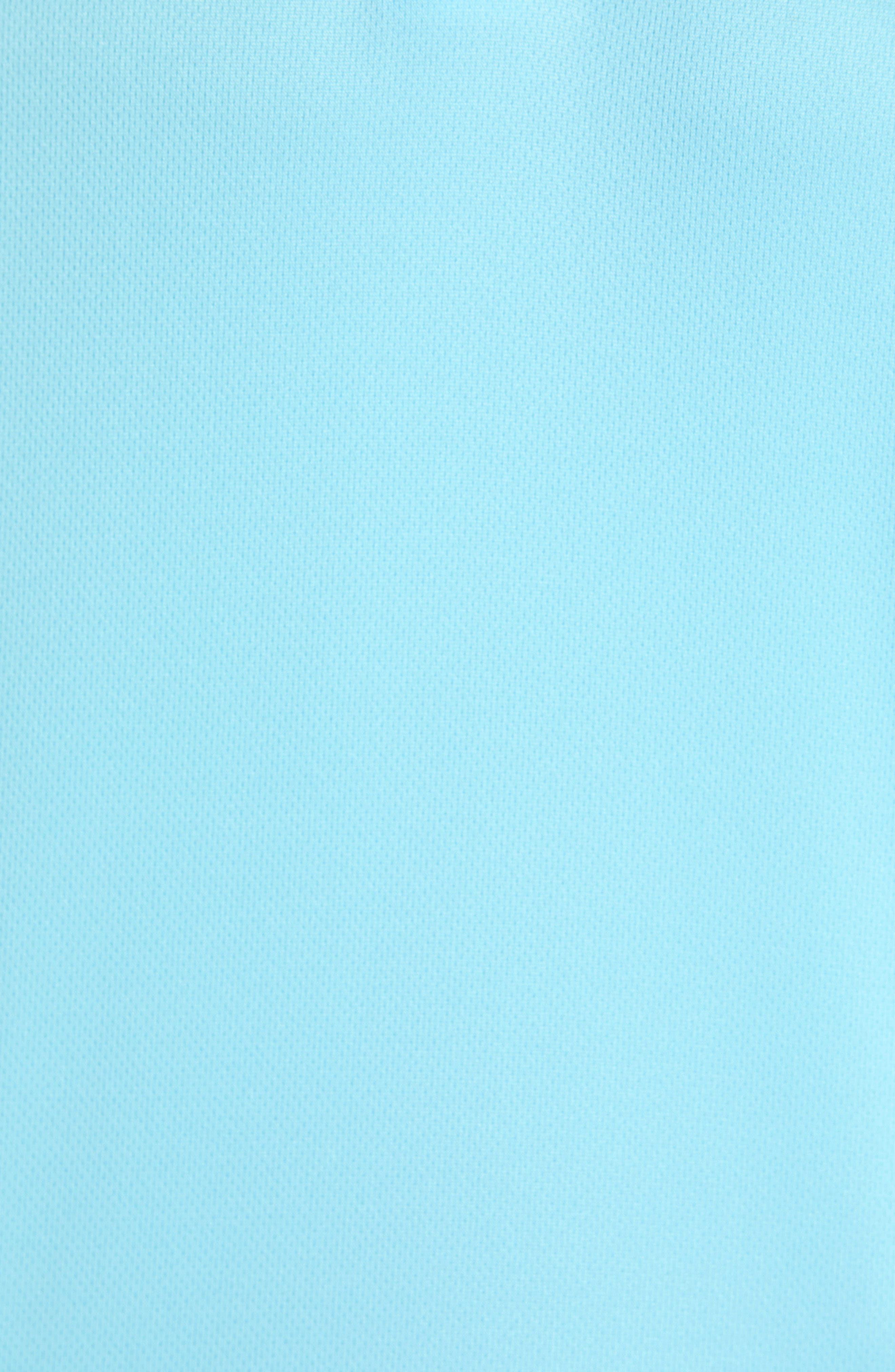 OAKLEY, Forward Performance Polo, Alternate thumbnail 5, color, BRIGHT AZURE