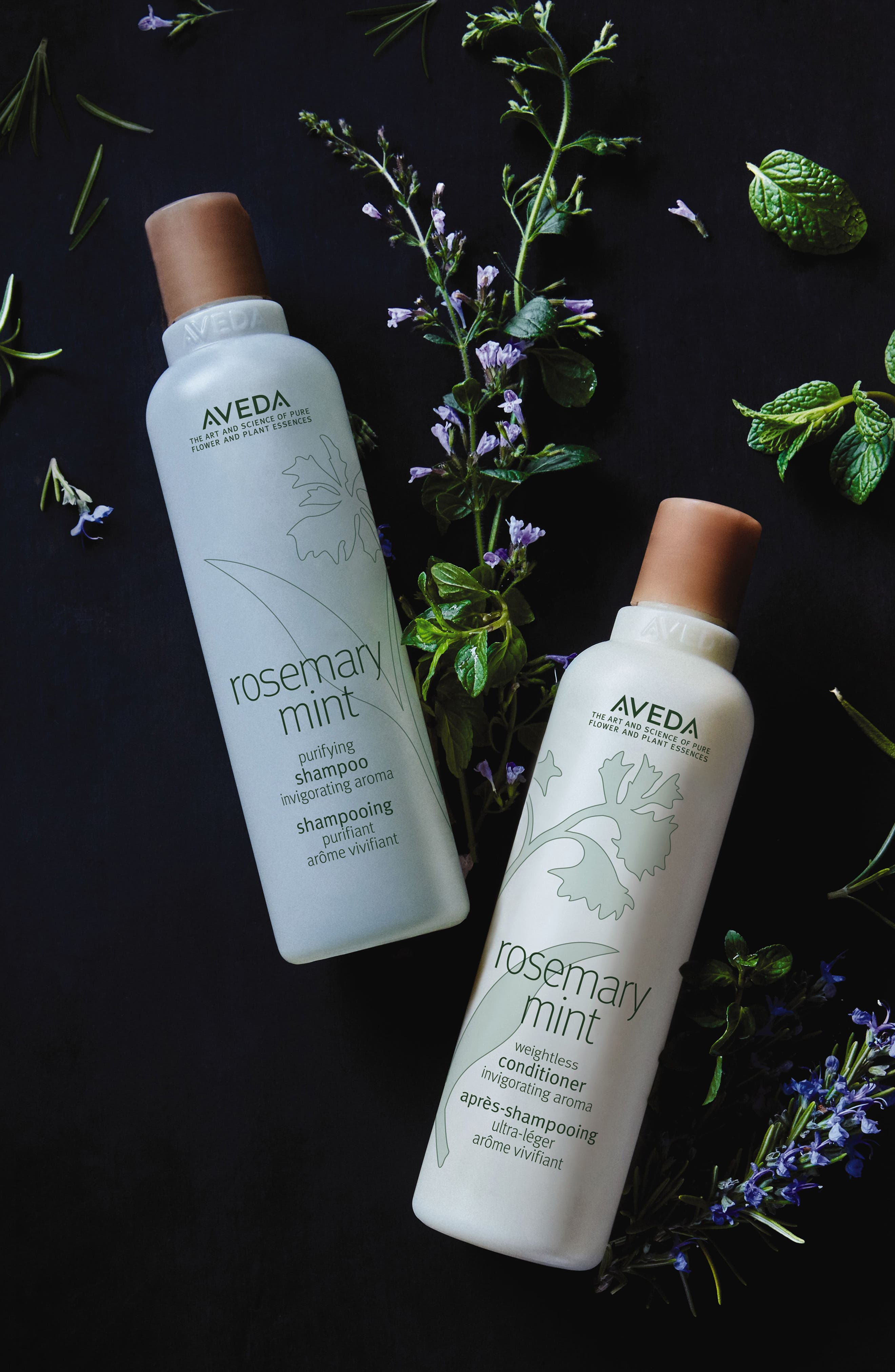 AVEDA, Rosemary Mint Purifying Shampoo, Alternate thumbnail 5, color, NO COLOR