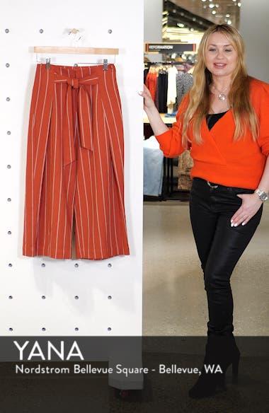 Wide Leg Linen & Cotton Pants, sales video thumbnail