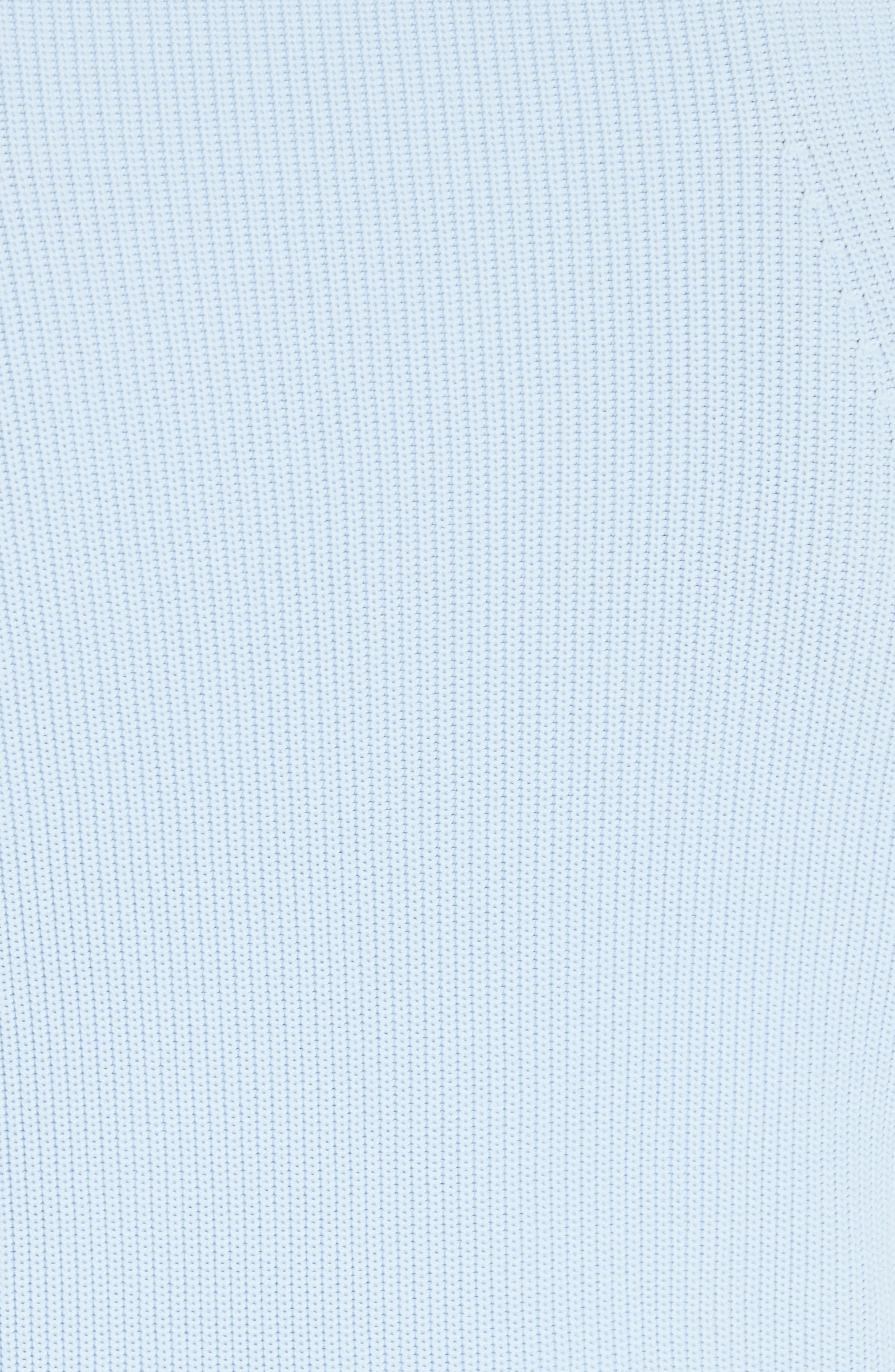 HELMUT LANG, Crewneck Sweater, Alternate thumbnail 5, color, LIGHT WAVE