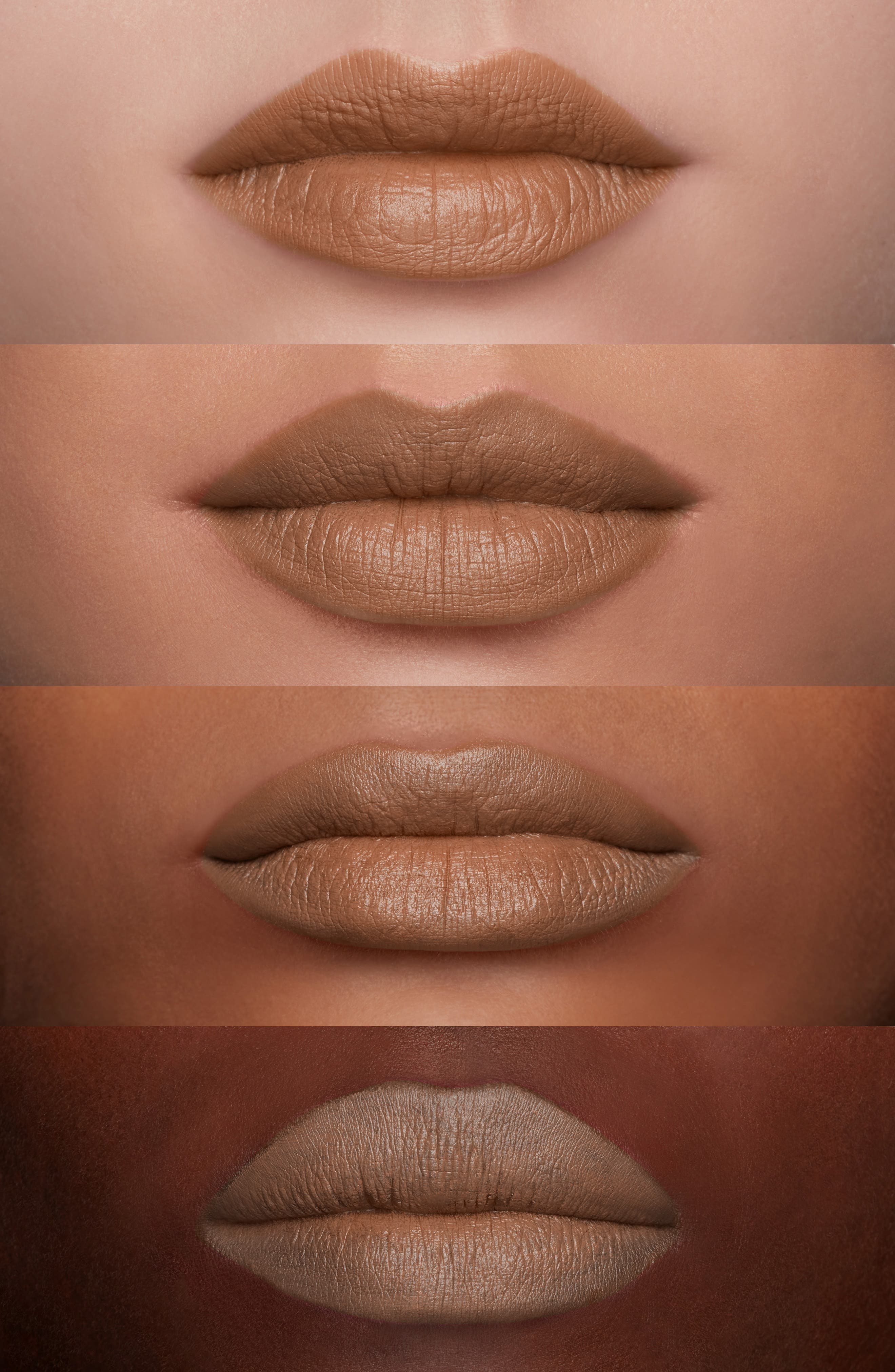 MAC COSMETICS, MAC Nude Lip Kit, Alternate thumbnail 2, color, NO COLOR