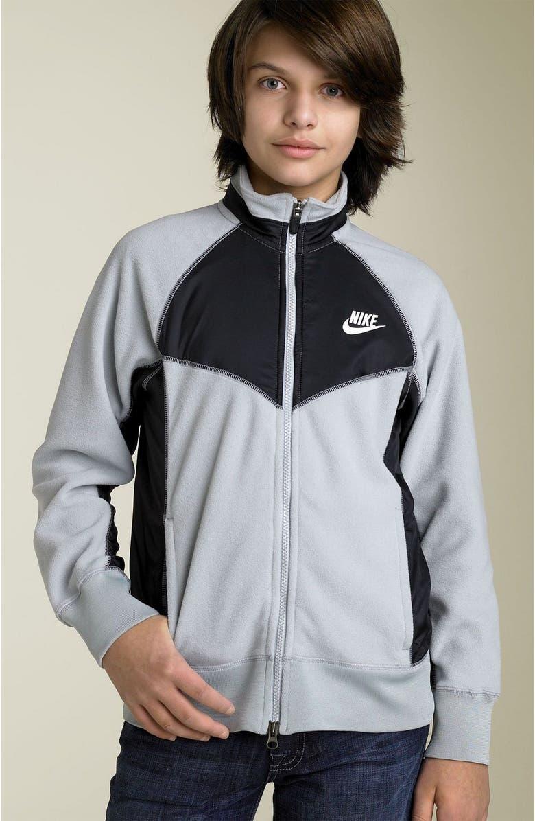 ecf48542d Nike 'Tech' Fleece Jacket (Big Boys) | Nordstrom