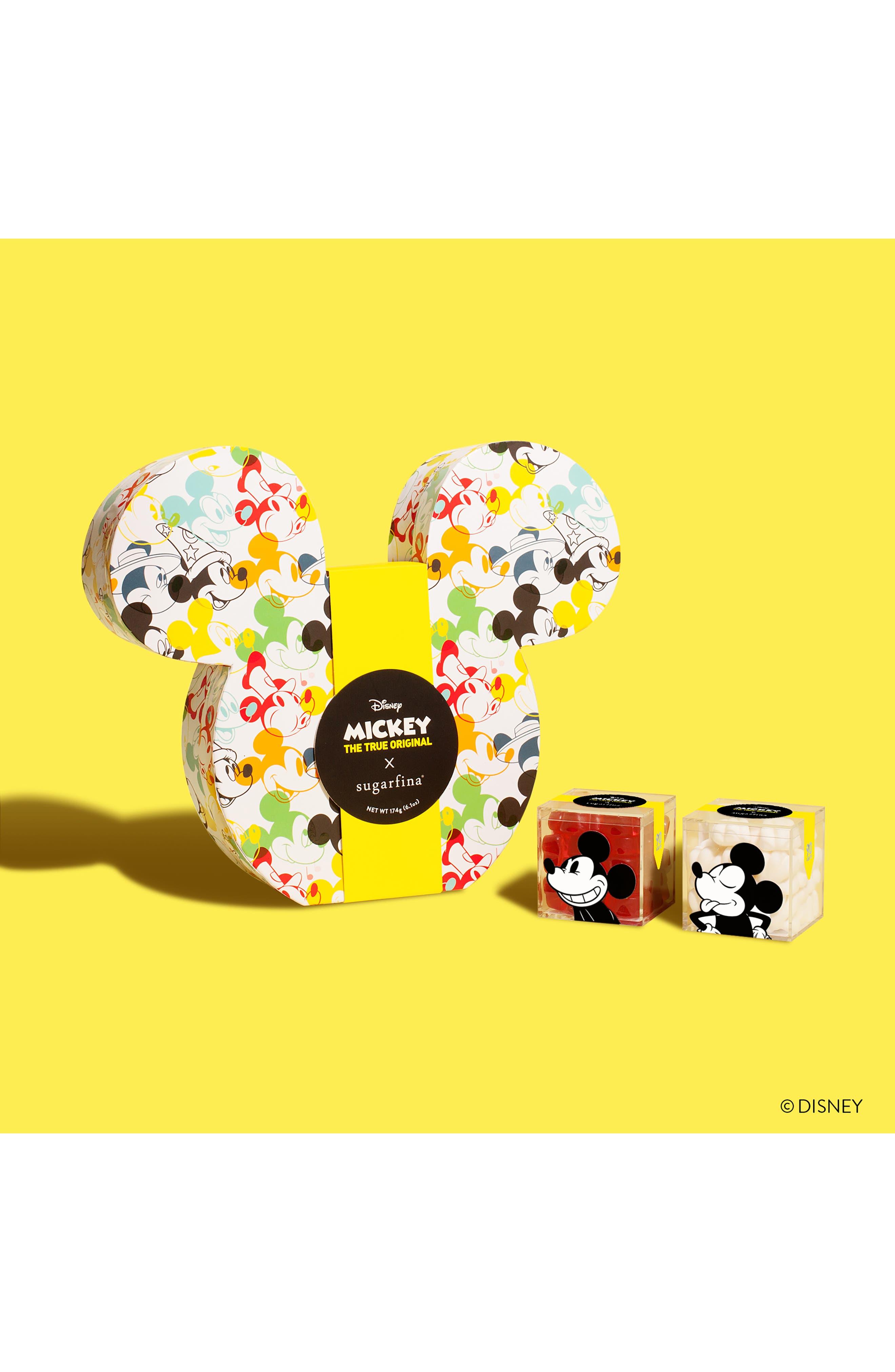 SUGARFINA, x Disney Mickey Ears 2-Piece Bento Box, Alternate thumbnail 9, color, 100