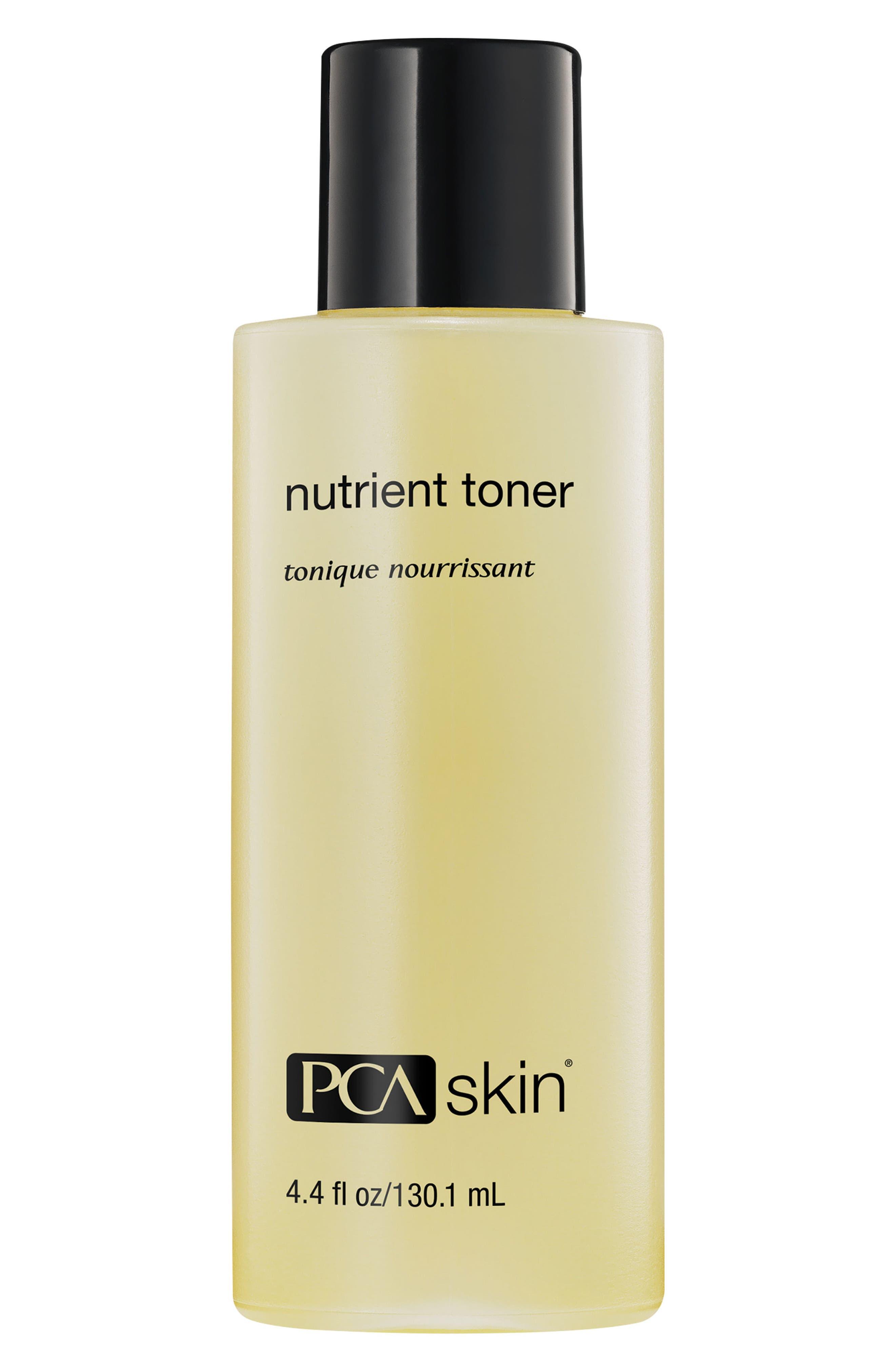 PCA SKIN Nutrient Toner, Main, color, NO COLOR