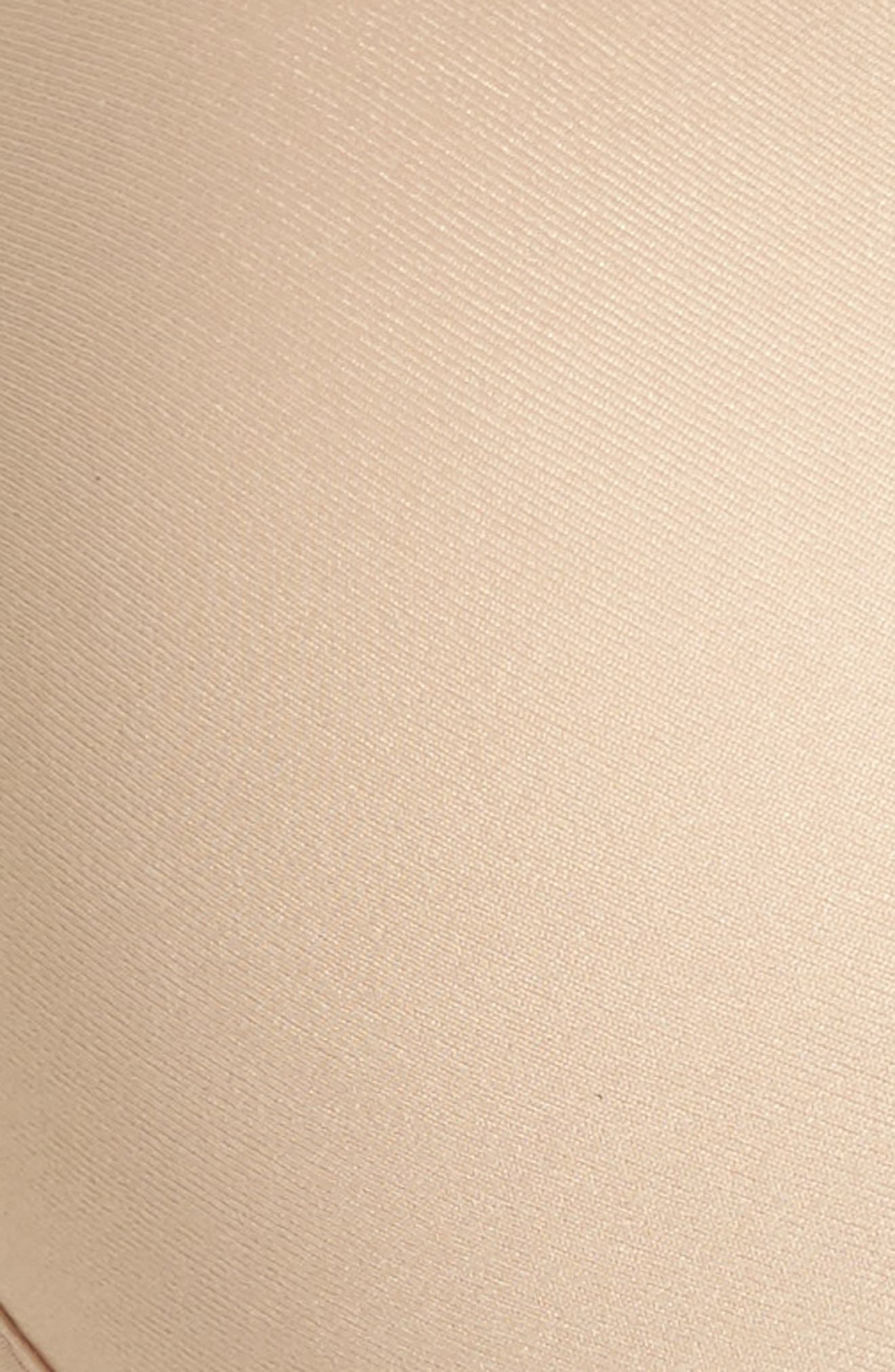 NORDSTROM LINGERIE, Ultra Light NuBra, Alternate thumbnail 6, color, NUDE