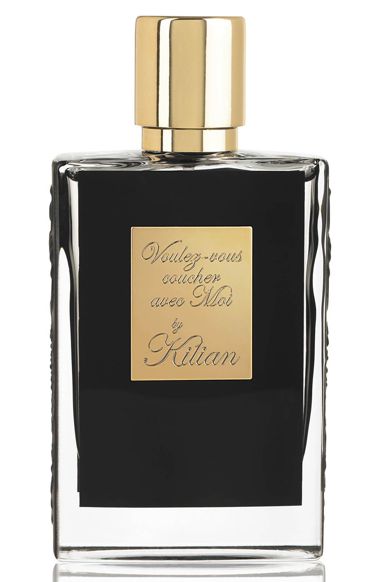 KILIAN 'In the Garden of Good and Evil - Voulez-vous coucher avec Moi' Refillable Fragrance, Main, color, NO COLOR