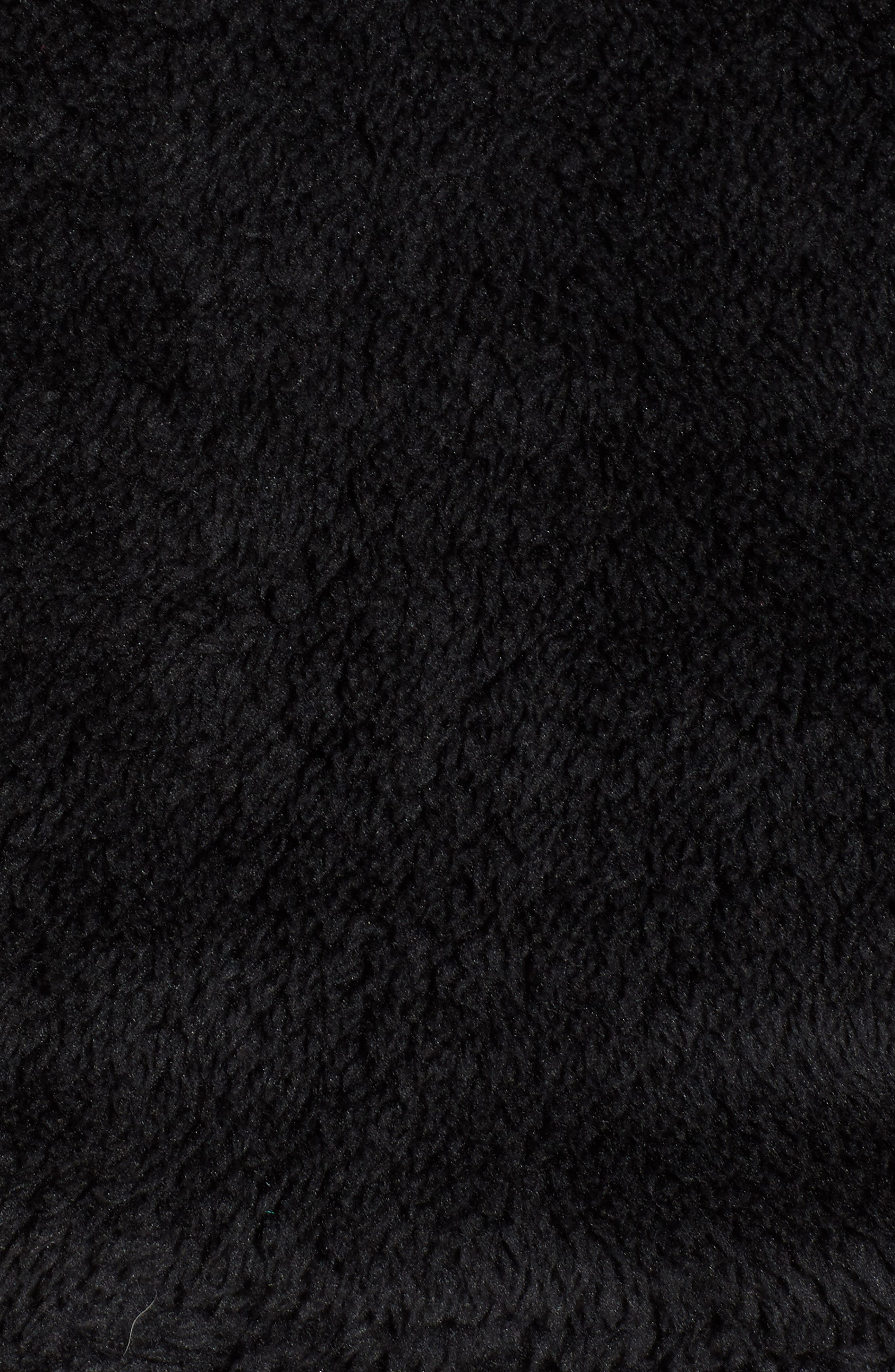 BILLABONG, Cozy For Keeps Fleece Pullover, Alternate thumbnail 6, color, 001