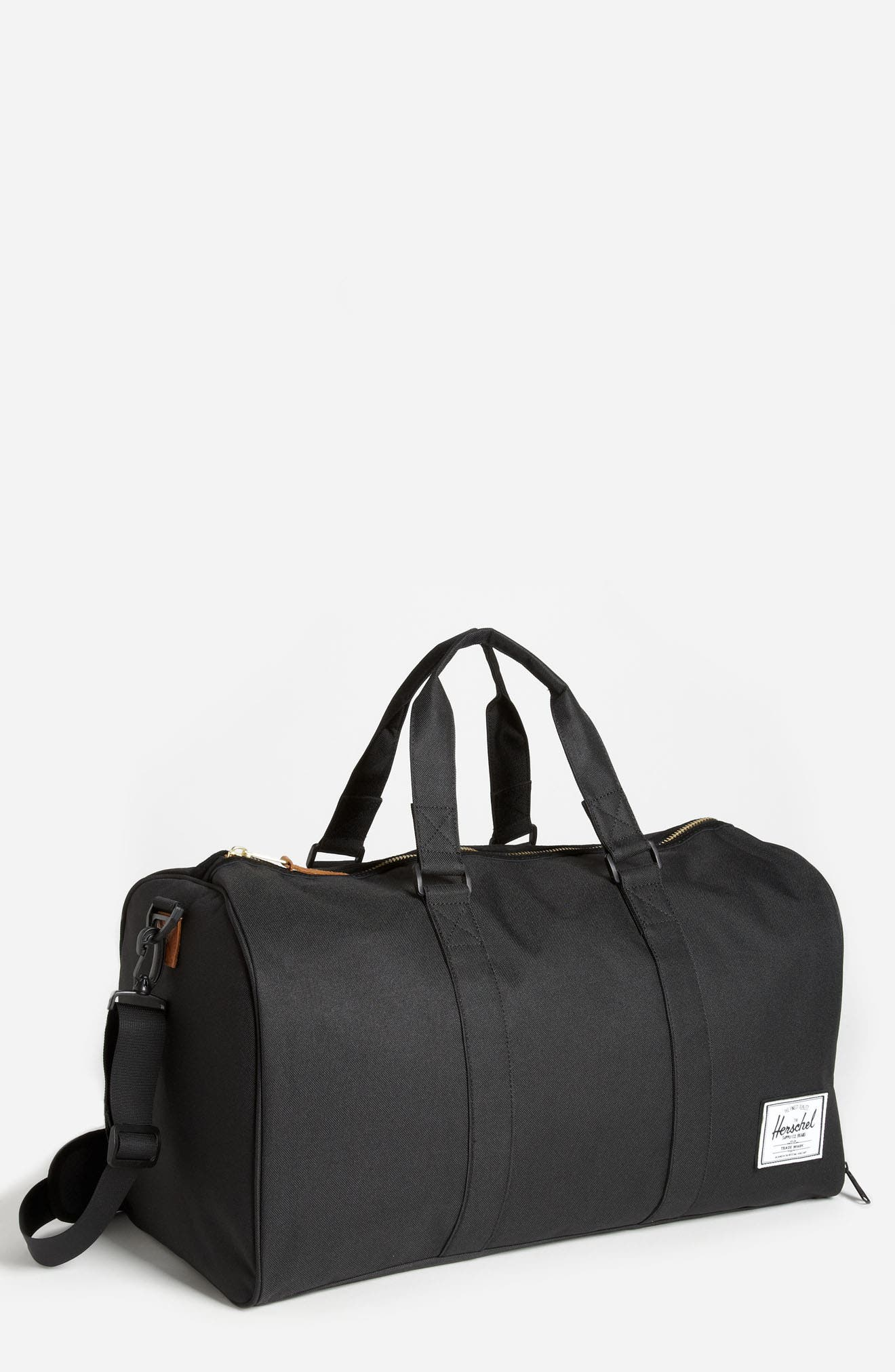 HERSCHEL SUPPLY CO. Novel Duffle Bag, Main, color, 001