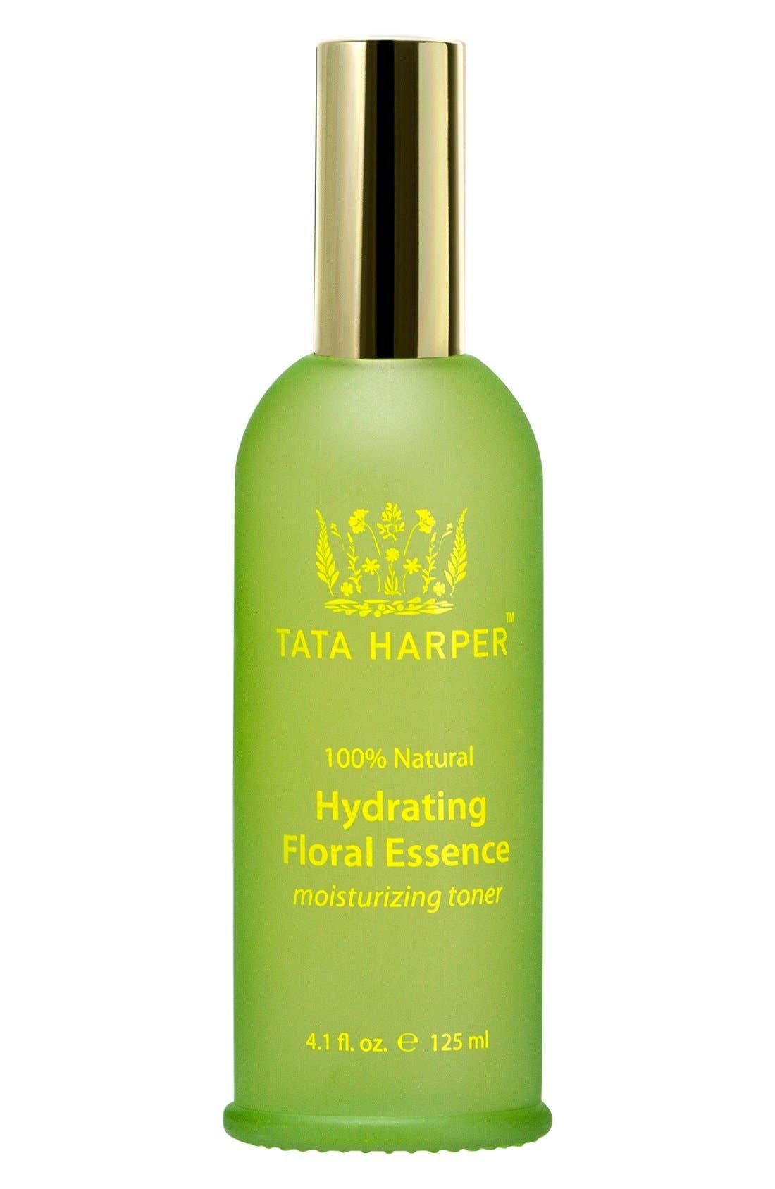TATA HARPER SKINCARE Hydrating Floral Essence, Main, color, NO COLOR