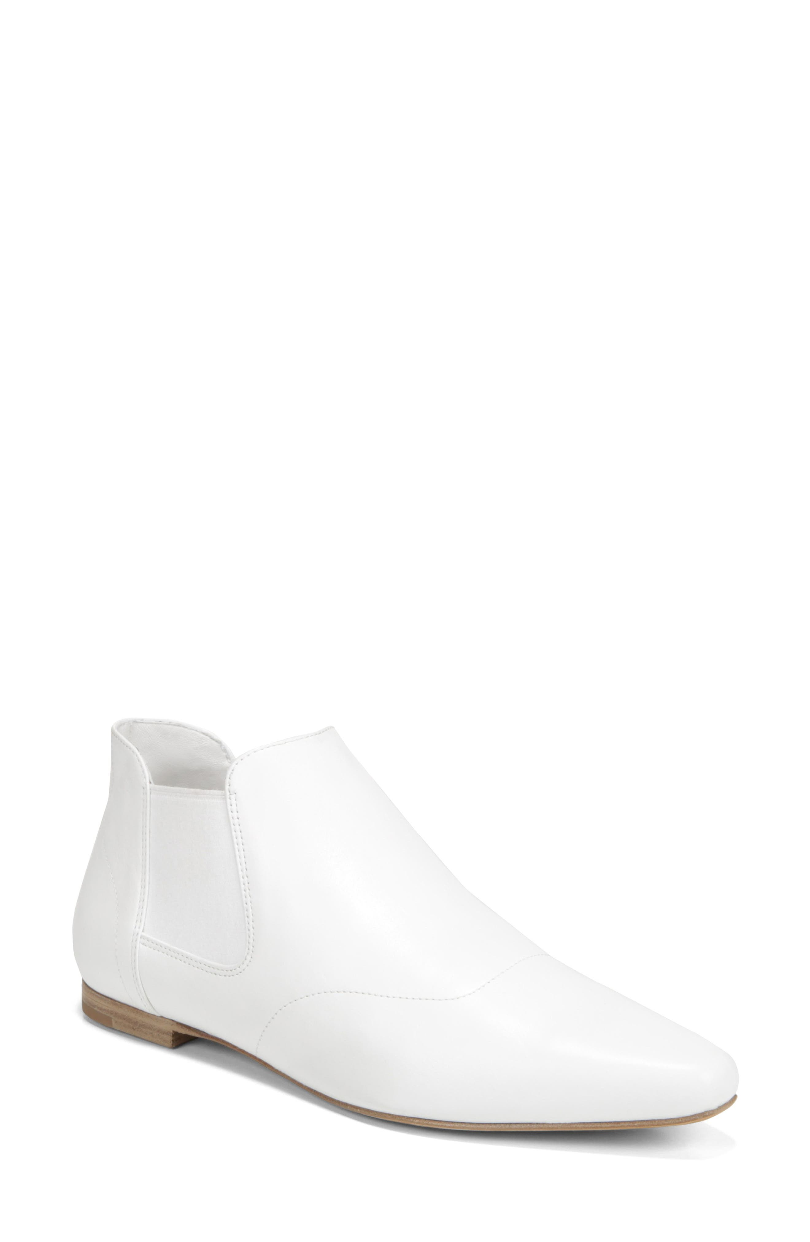 Vince Camrose Bootie- White