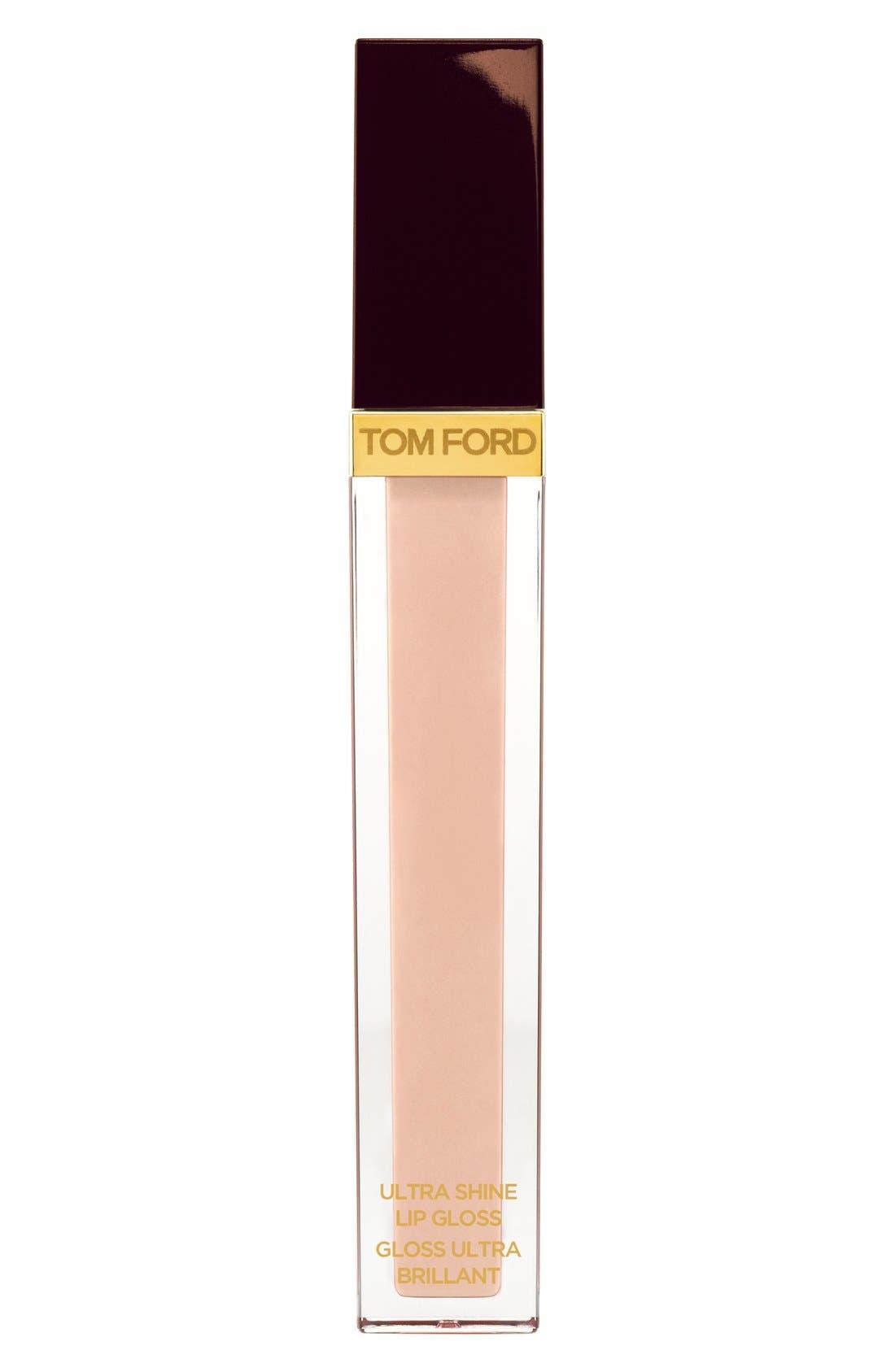 TOM FORD, Ultra Shine Lip Gloss, Main thumbnail 1, color, NAKED