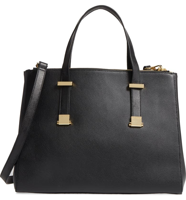 5cf375a46efd Ted Baker London Large Alunaa Convertible Leather Tote