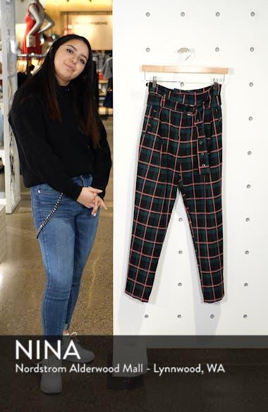 Punk Check Trousers, sales video thumbnail