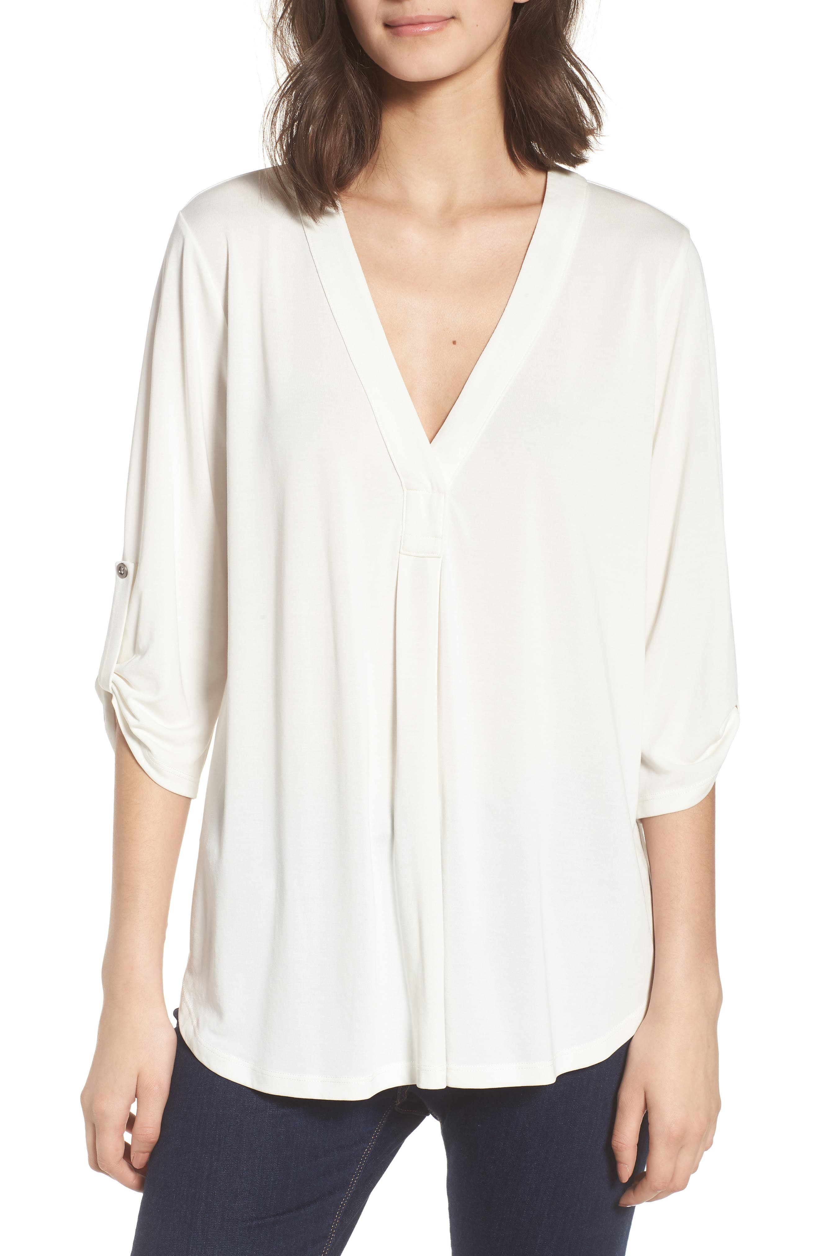 --- Henley, Main, color, IVORY