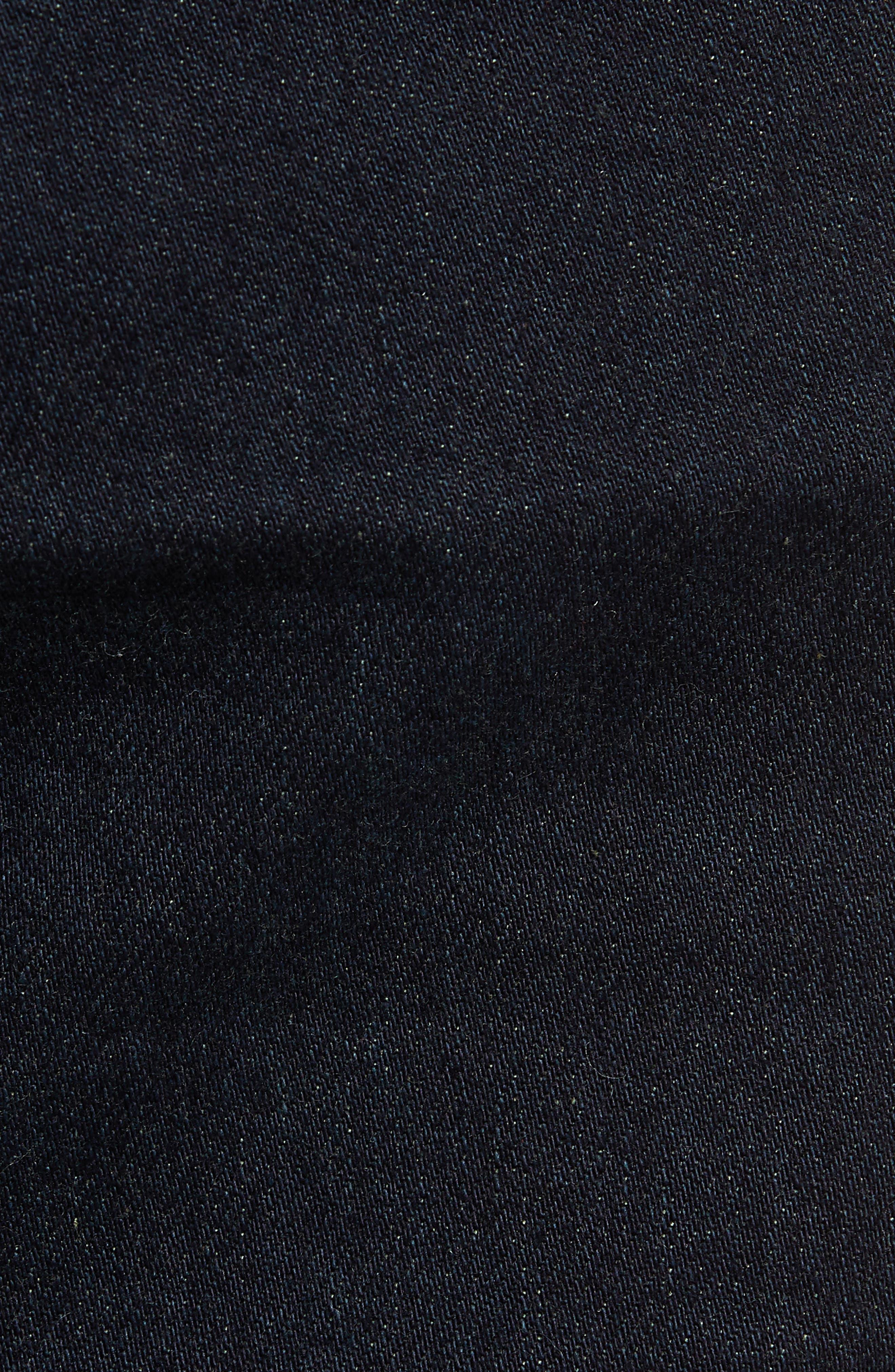REVTOWN, Sharp Slim Fit Jeans, Alternate thumbnail 6, color, RINSE INDIGO