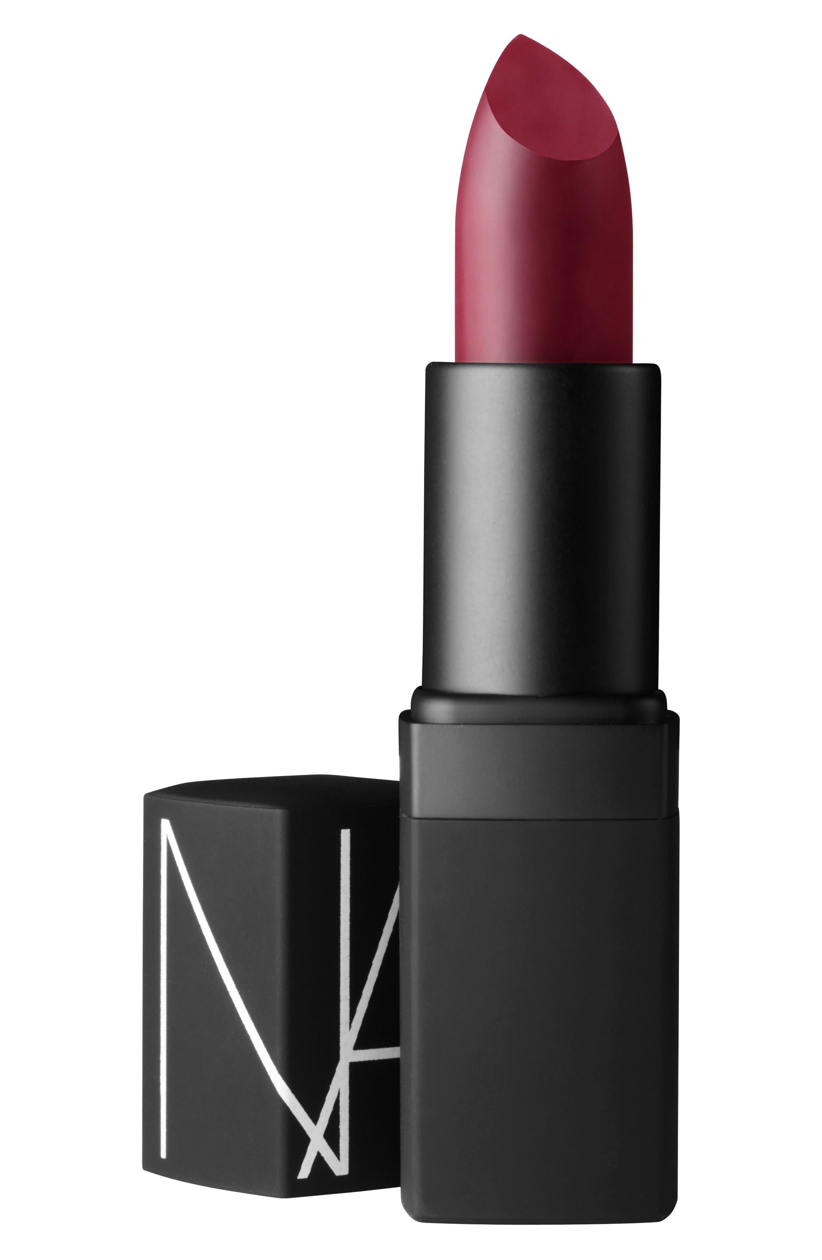 NARS Lipstick, Main, color, AFGHAN RED (SA)