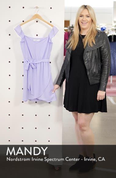 Got Potential Faux Wrap Minidress, sales video thumbnail