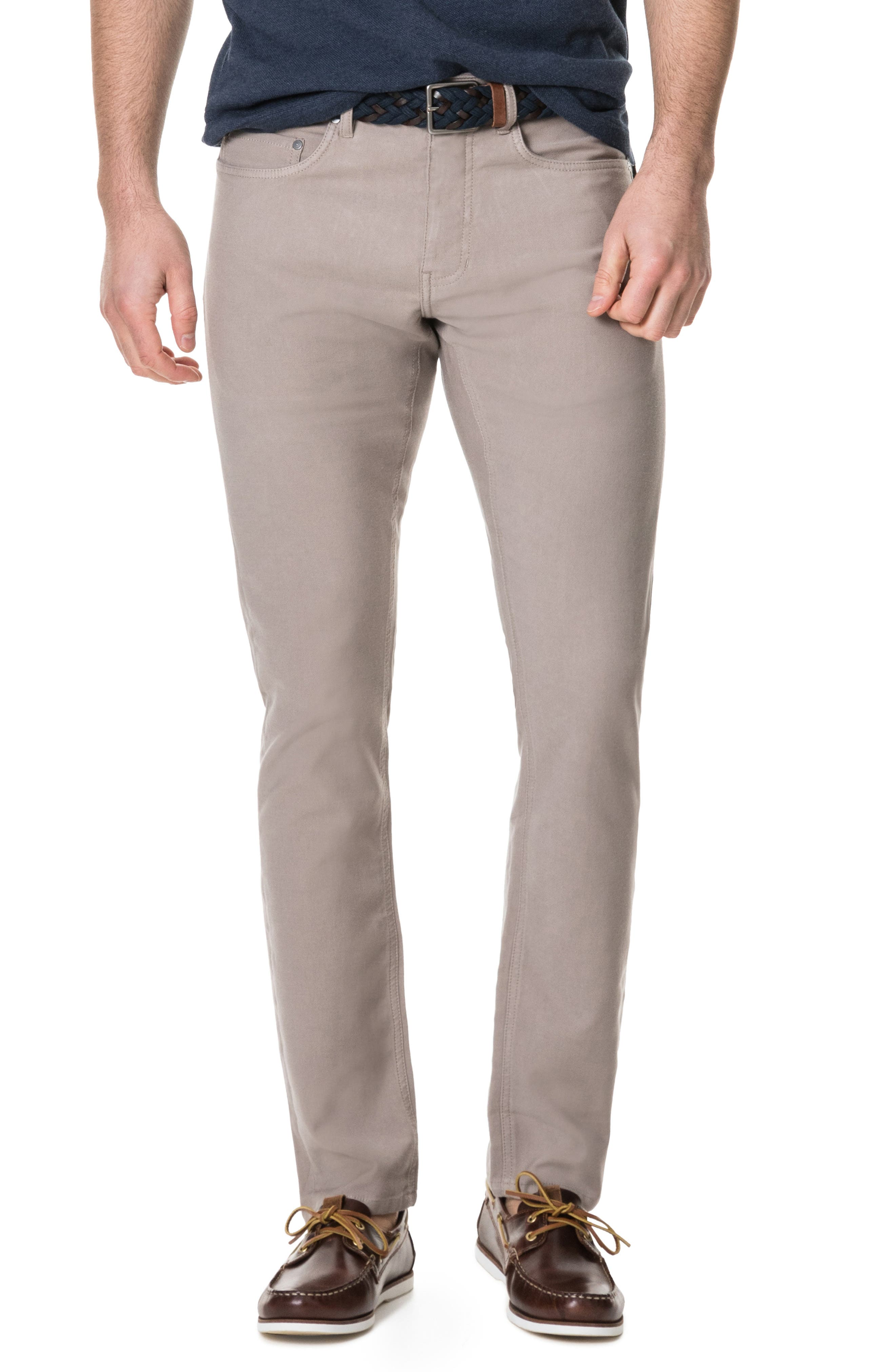 RODD & GUNN Motion Straight Fit Jeans, Main, color, SABLE
