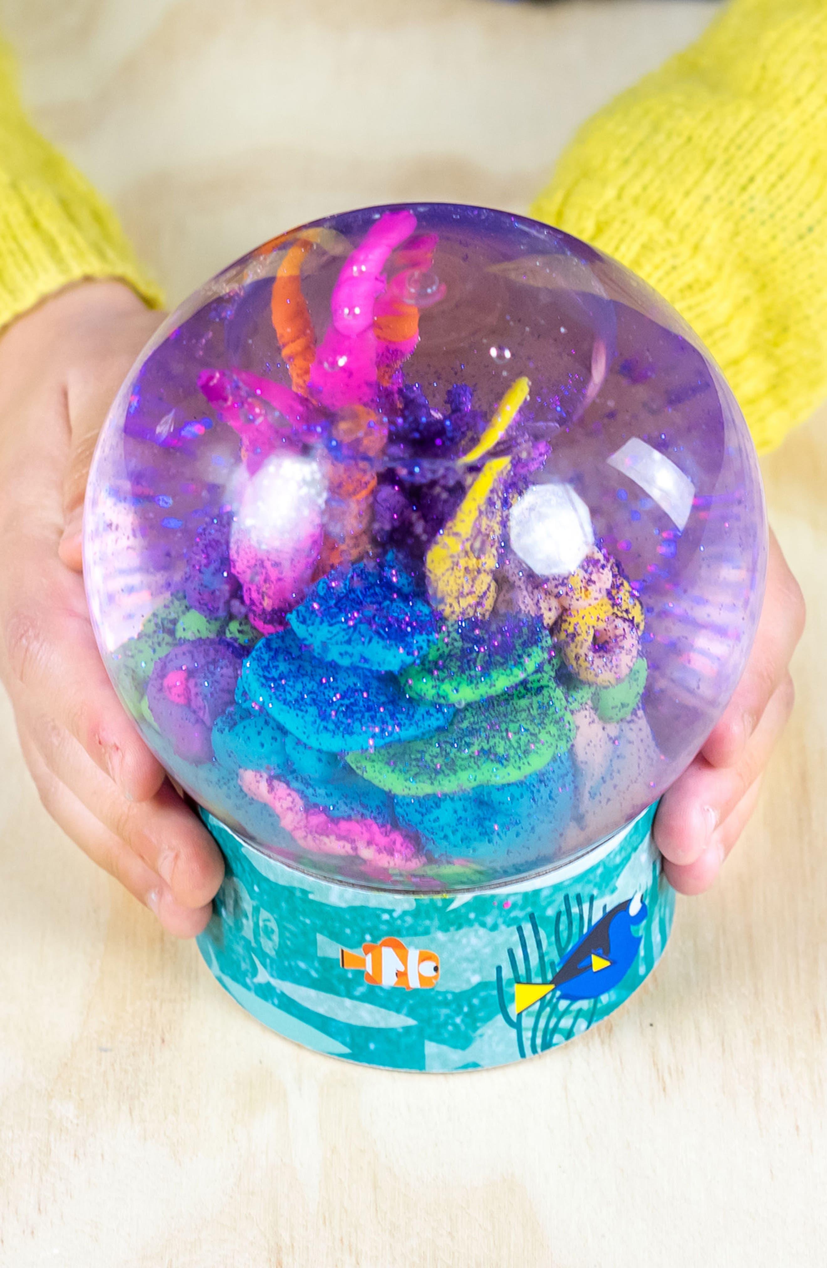 SEEDLING, Disney Finding Dory Make Your Own Aquarium Craft Kit, Alternate thumbnail 2, color, 250
