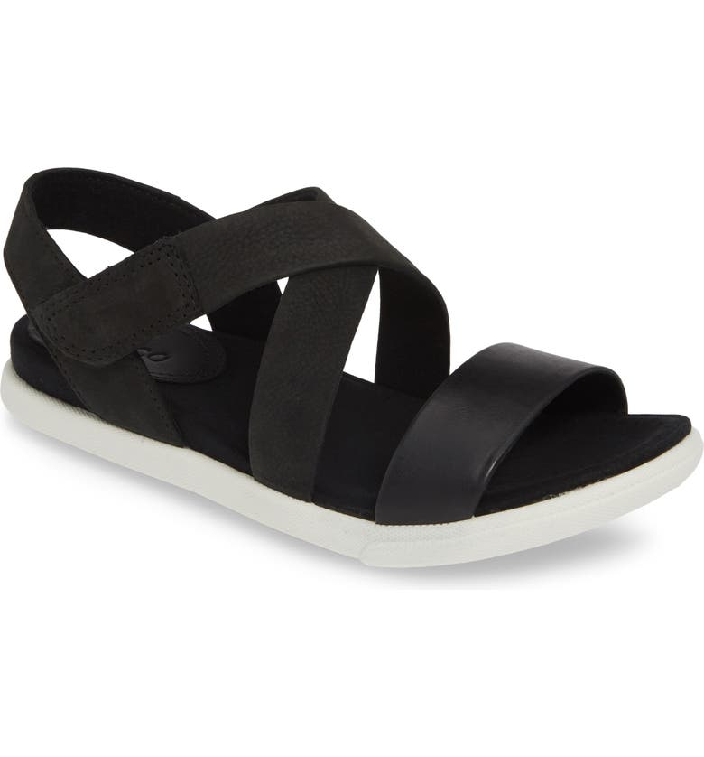 913be3cc29d2 ECCO Damara Cross-Strap Sandal (Women)