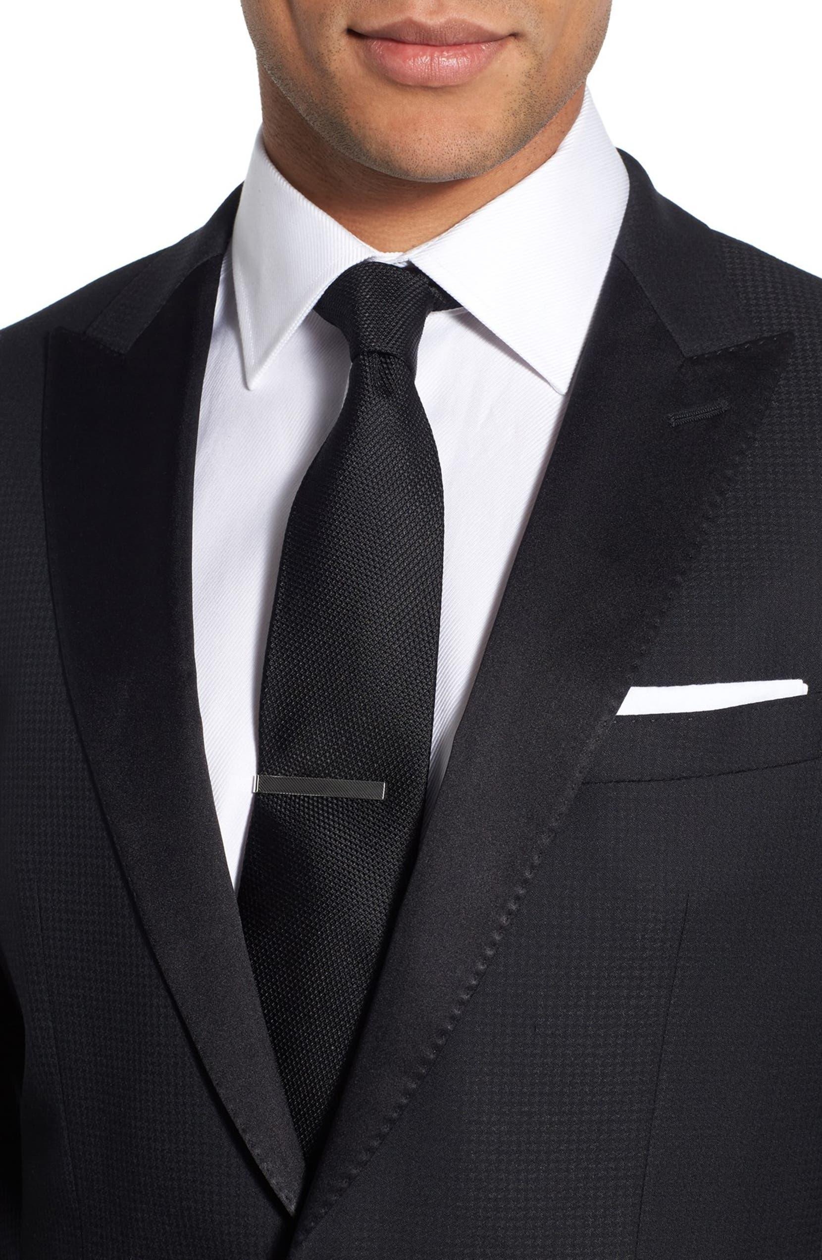ad2e0dc5b BOSS 'Haimon' Trim Fit Wool Blend Dinner Jacket | Nordstrom
