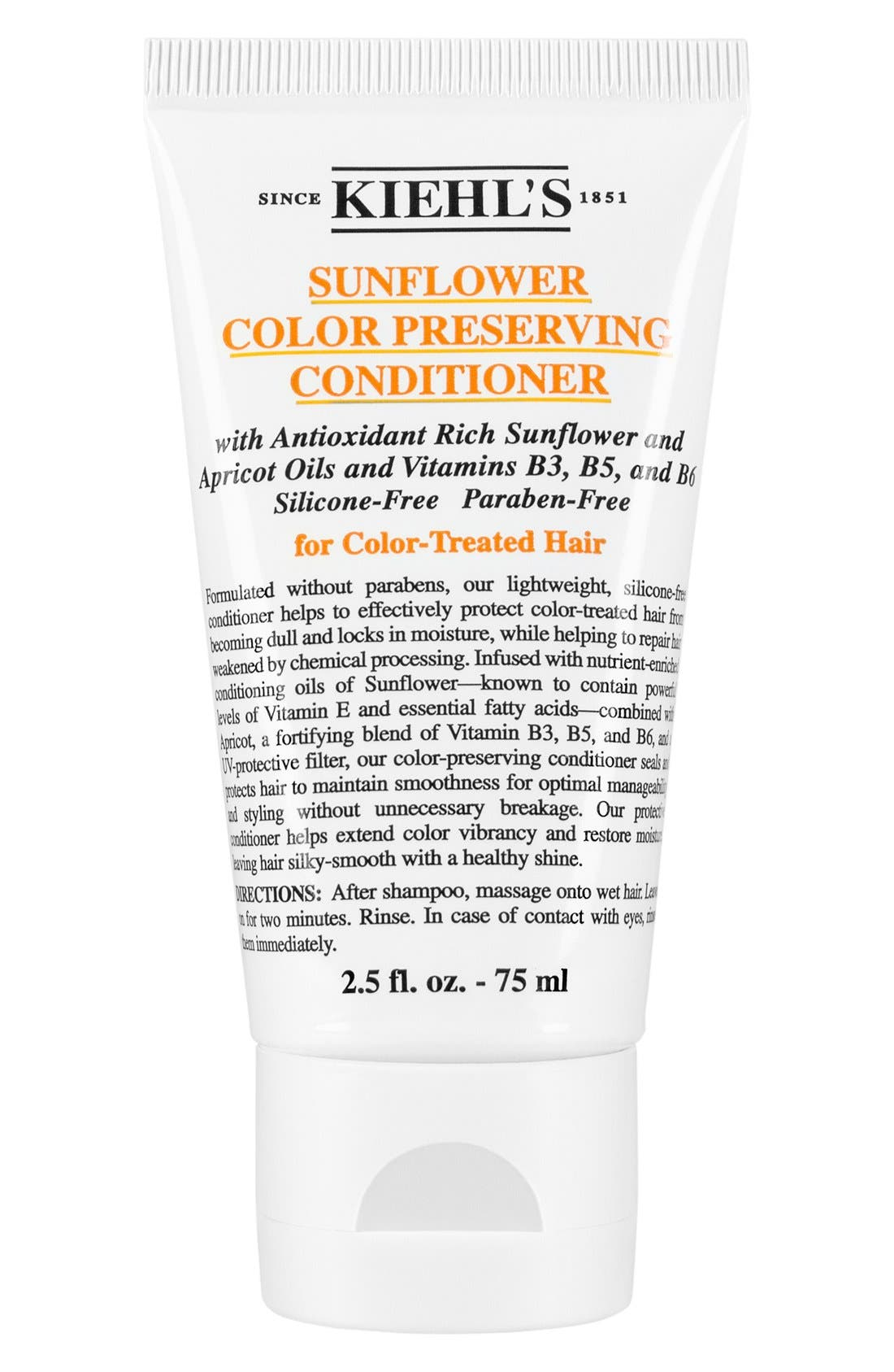 KIEHL'S SINCE 1851, Sunflower Color Preserving Conditioner, Alternate thumbnail 4, color, NO COLOR