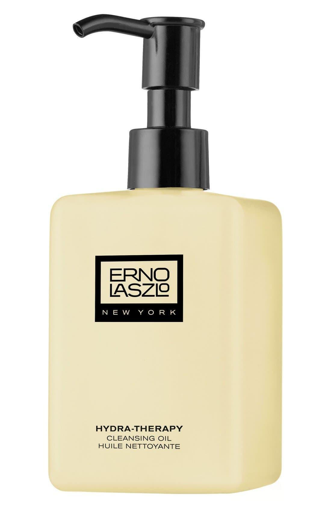 ERNO LASZLO, Erno Lazslo Hydra-Therapy Cleansing Oil, Main thumbnail 1, color, NO COLOR