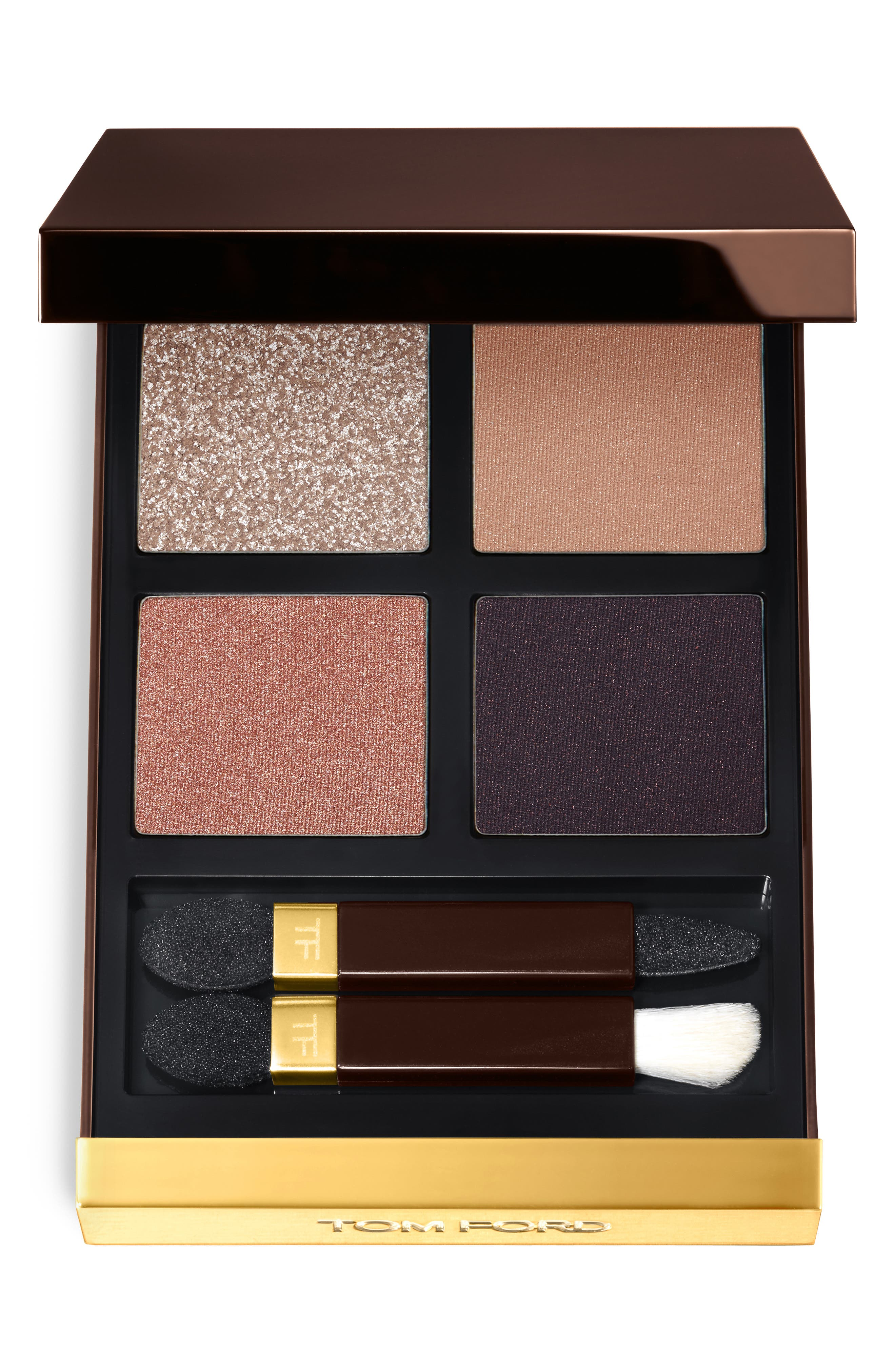 TOM FORD, Eye Color Quad, Main thumbnail 1, color, DISCO DUST