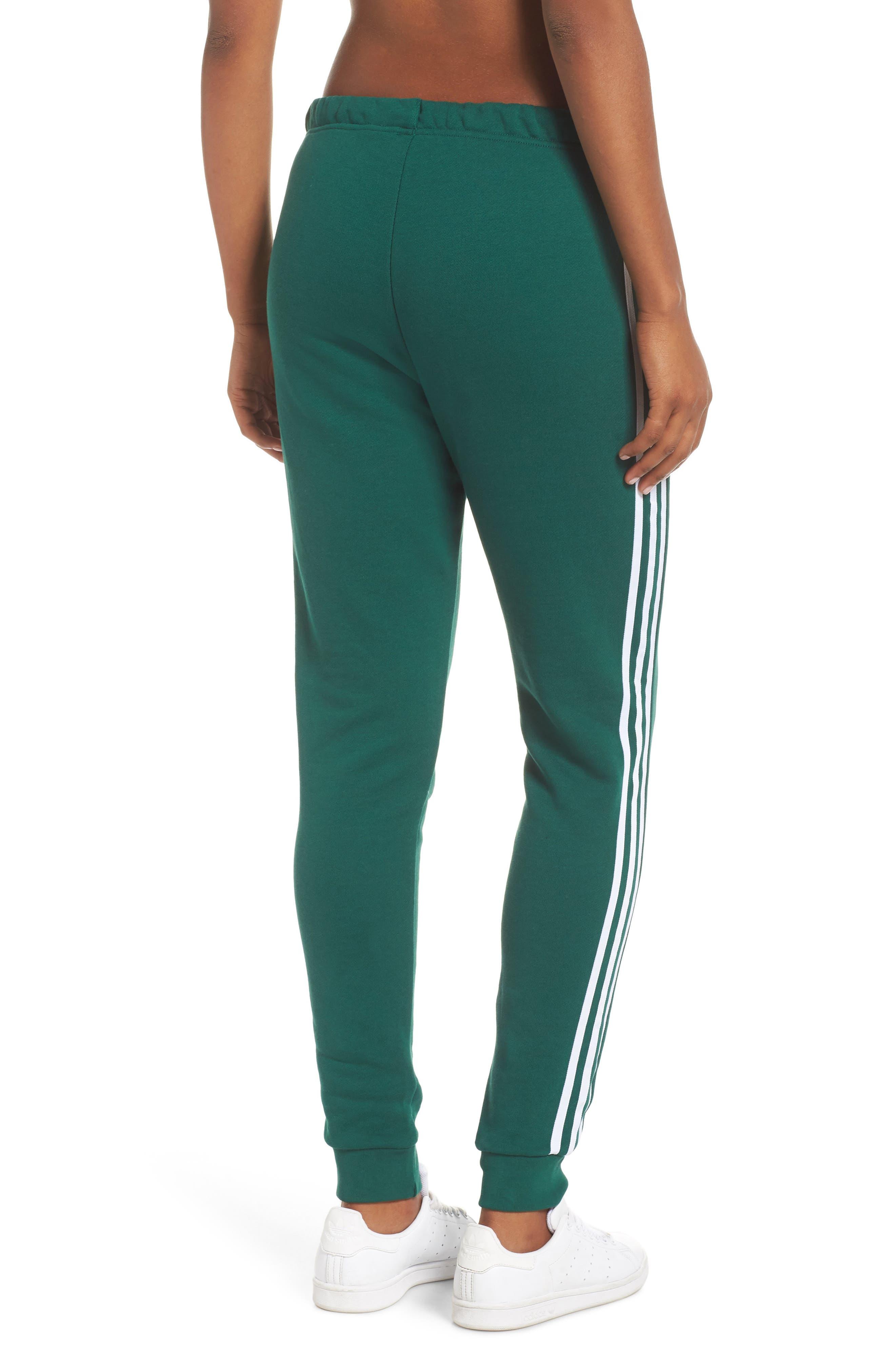 ADIDAS ORIGINALS, Cuffed Track Pants, Alternate thumbnail 2, color, 305