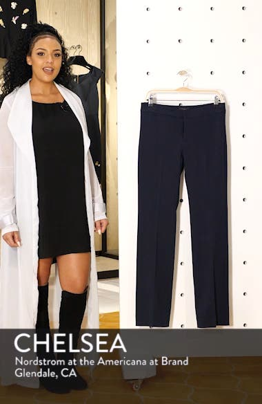 Stretch Knit Trousers, sales video thumbnail
