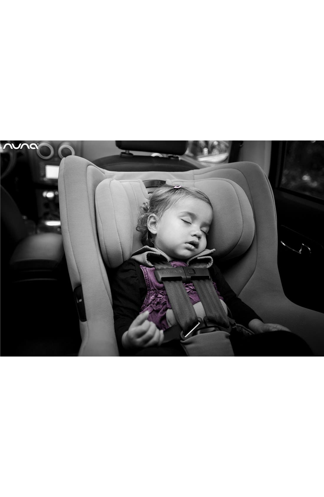 NUNA, RAVA<sup>™</sup> Convertible Car Seat, Alternate thumbnail 3, color, 001