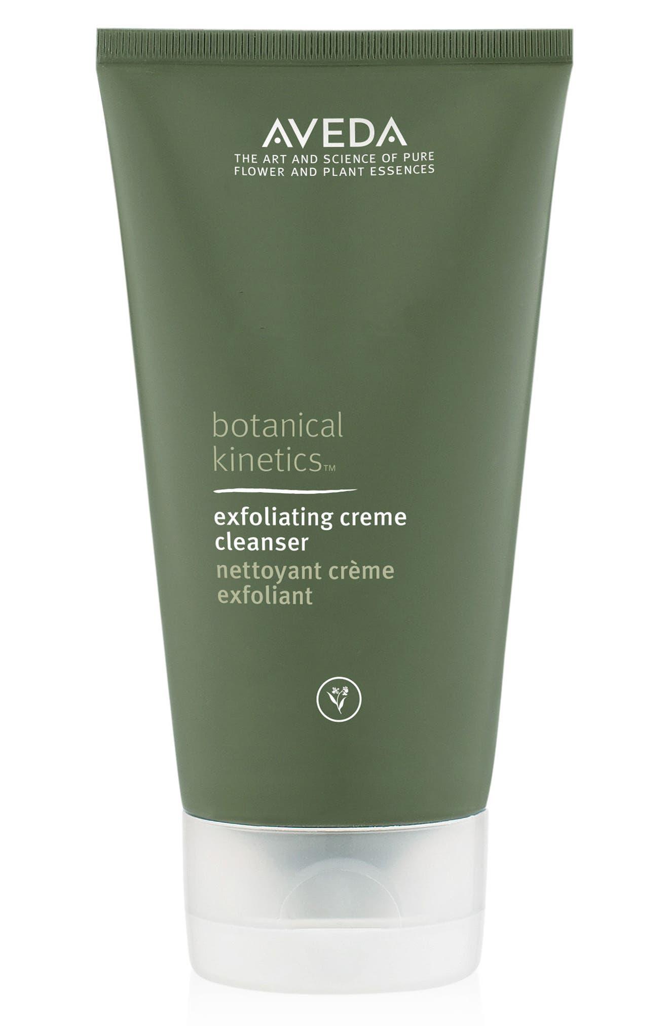 AVEDA, botanical kinetics<sup>™</sup> Exfoliating Creme Cleanser, Main thumbnail 1, color, NO COLOR