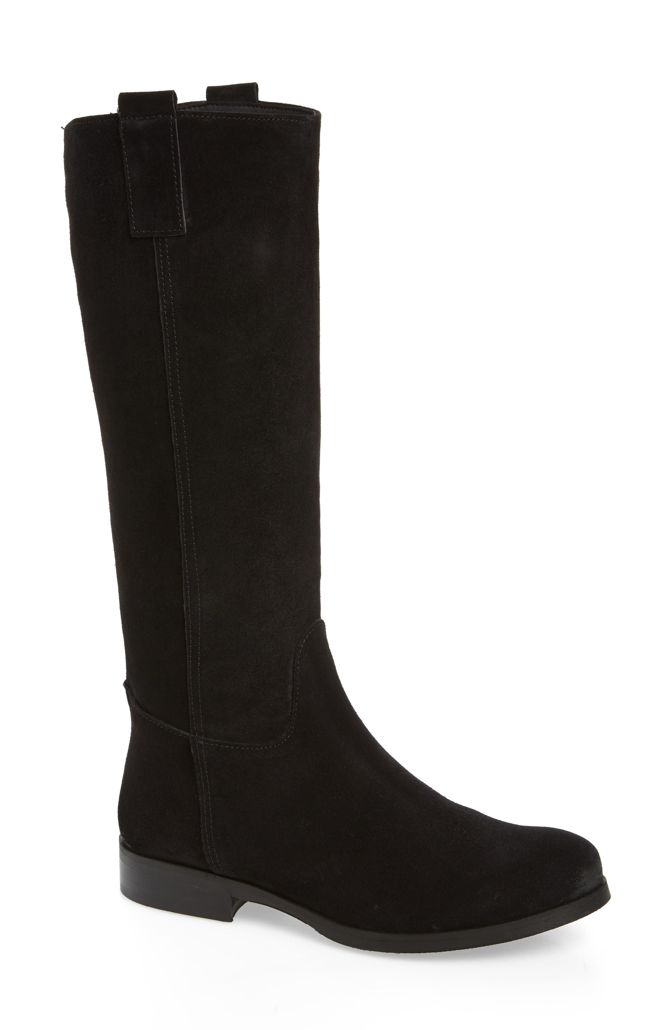 Cordani Benji Knee High Boot - Black