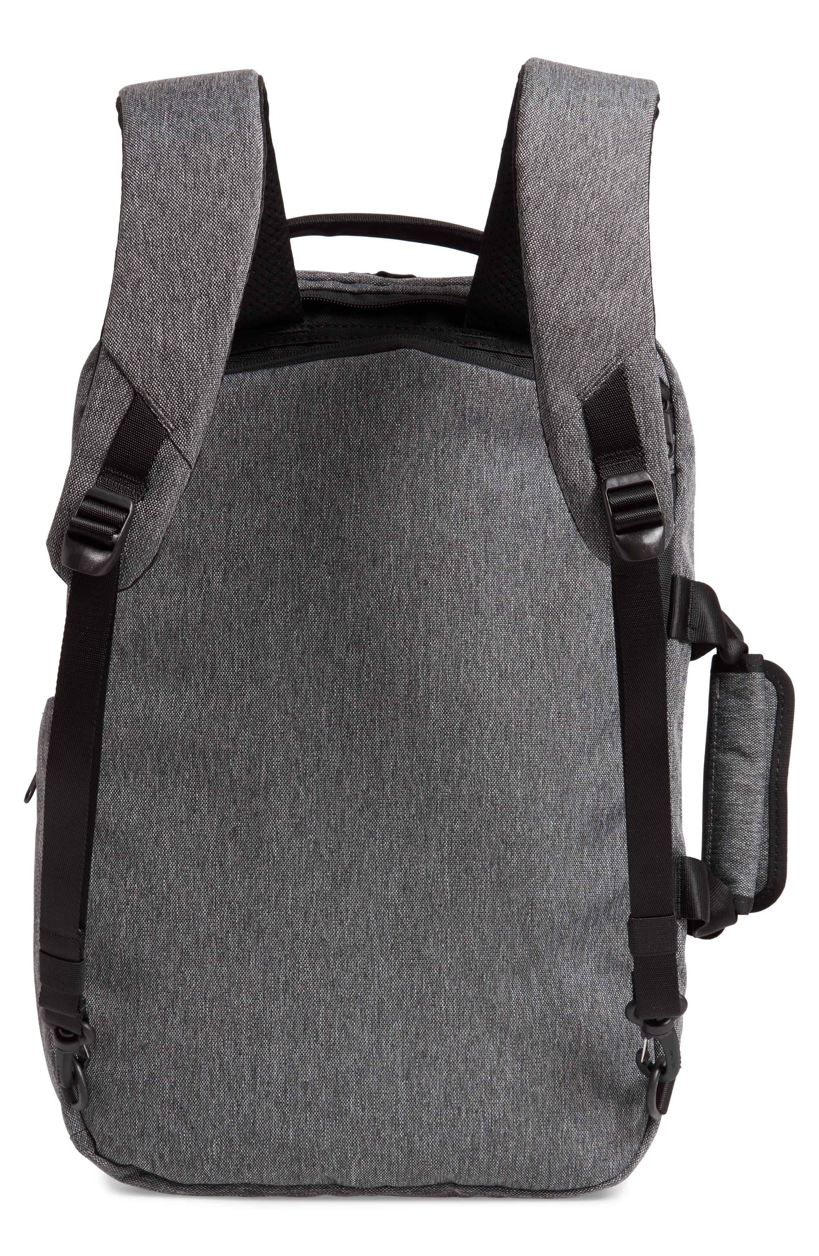 AER, Flight Pack 2 Backpack, Alternate thumbnail 4, color, GREY