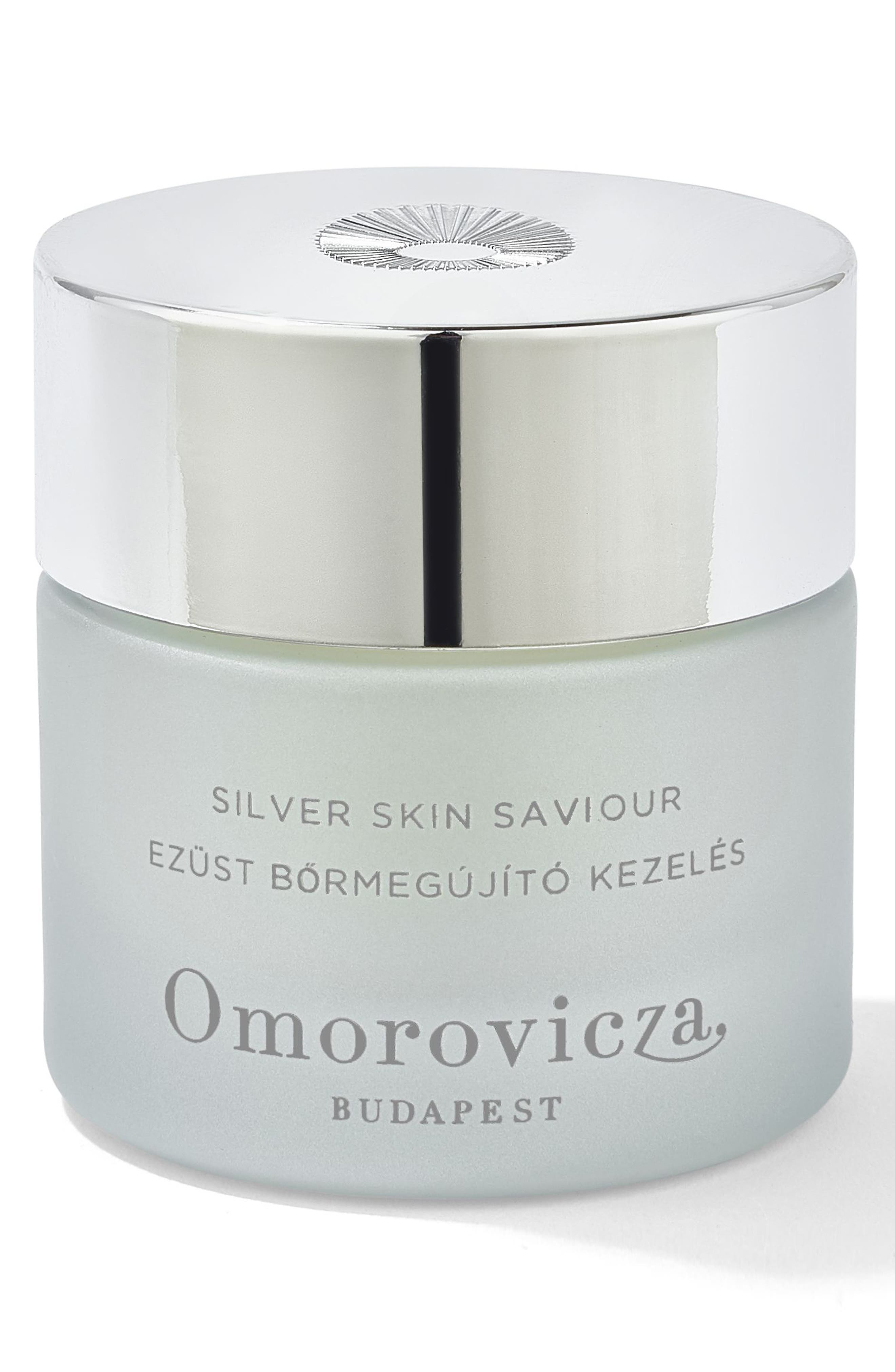 OMOROVICZA, Silver Skin Saviour Face Mask, Main thumbnail 1, color, NO COLOR