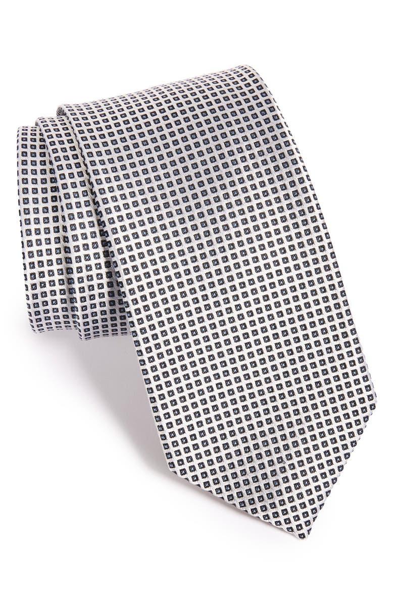 1226ce496e79 J.Z. RICHARDS Geometric Silk Tie, Main, color, 040