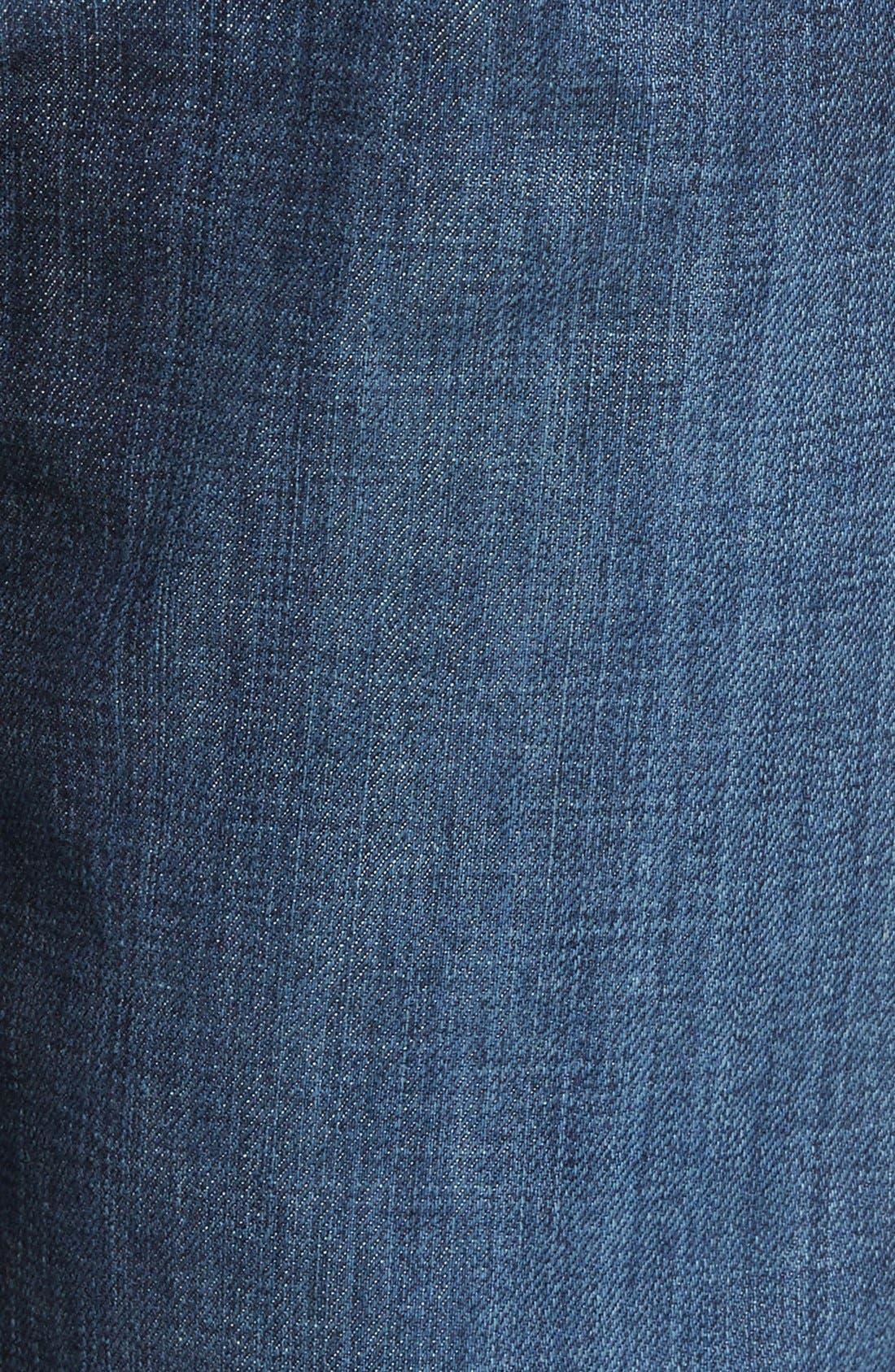 LEVI'S<SUP>®</SUP>, 514<sup>™</sup> Straight Leg Jeans, Alternate thumbnail 6, color, SHOESTRING