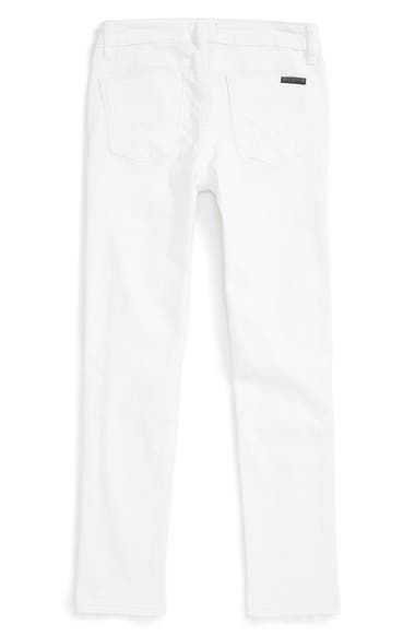 4735c94be Hudson Kids Seaside Crop Skinny Jeans (Big Girls) | Nordstrom