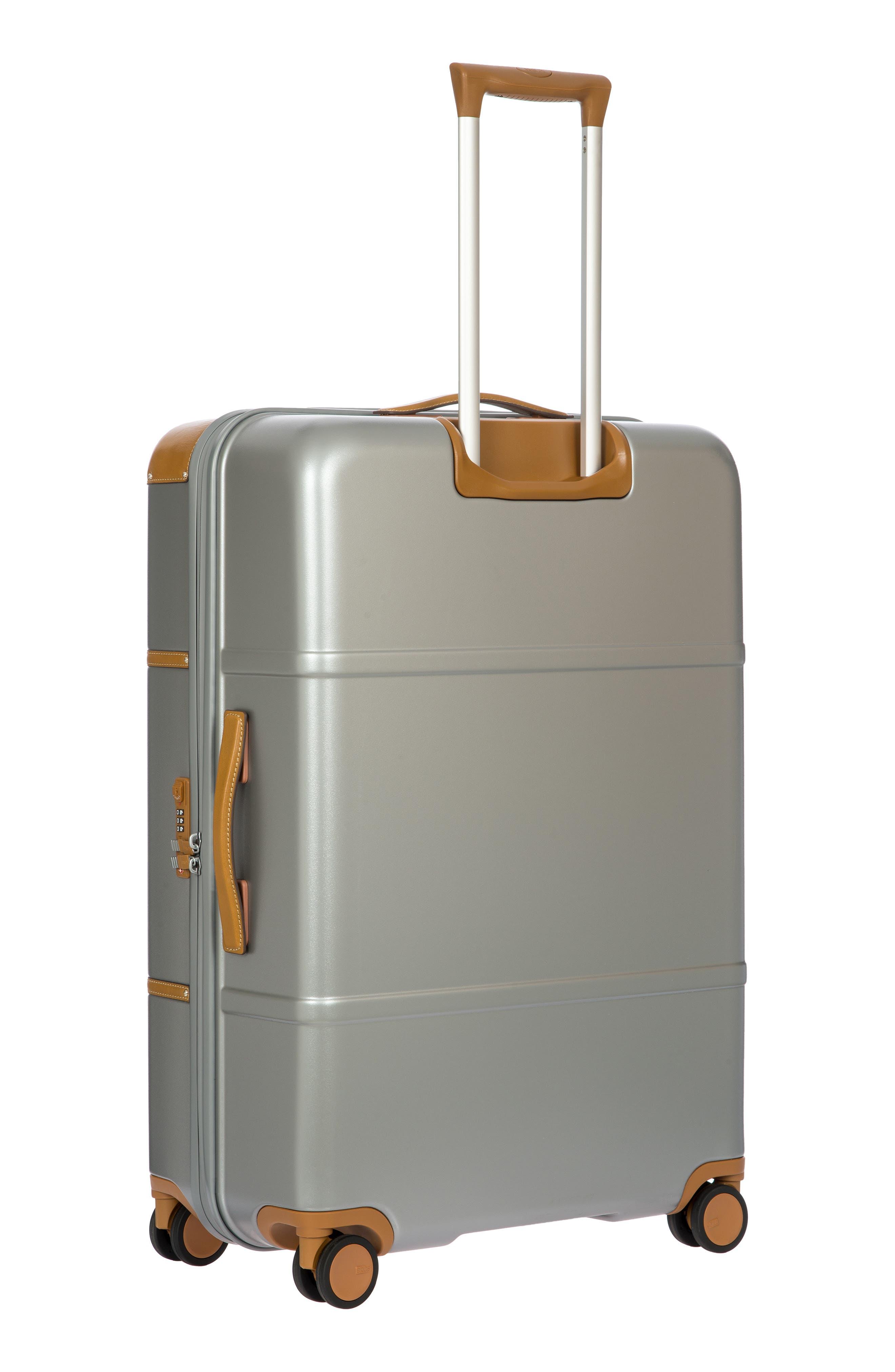 BRIC'S, Bellagio 2.0 30-Inch Rolling Spinner Suitcase, Alternate thumbnail 4, color, SILVER