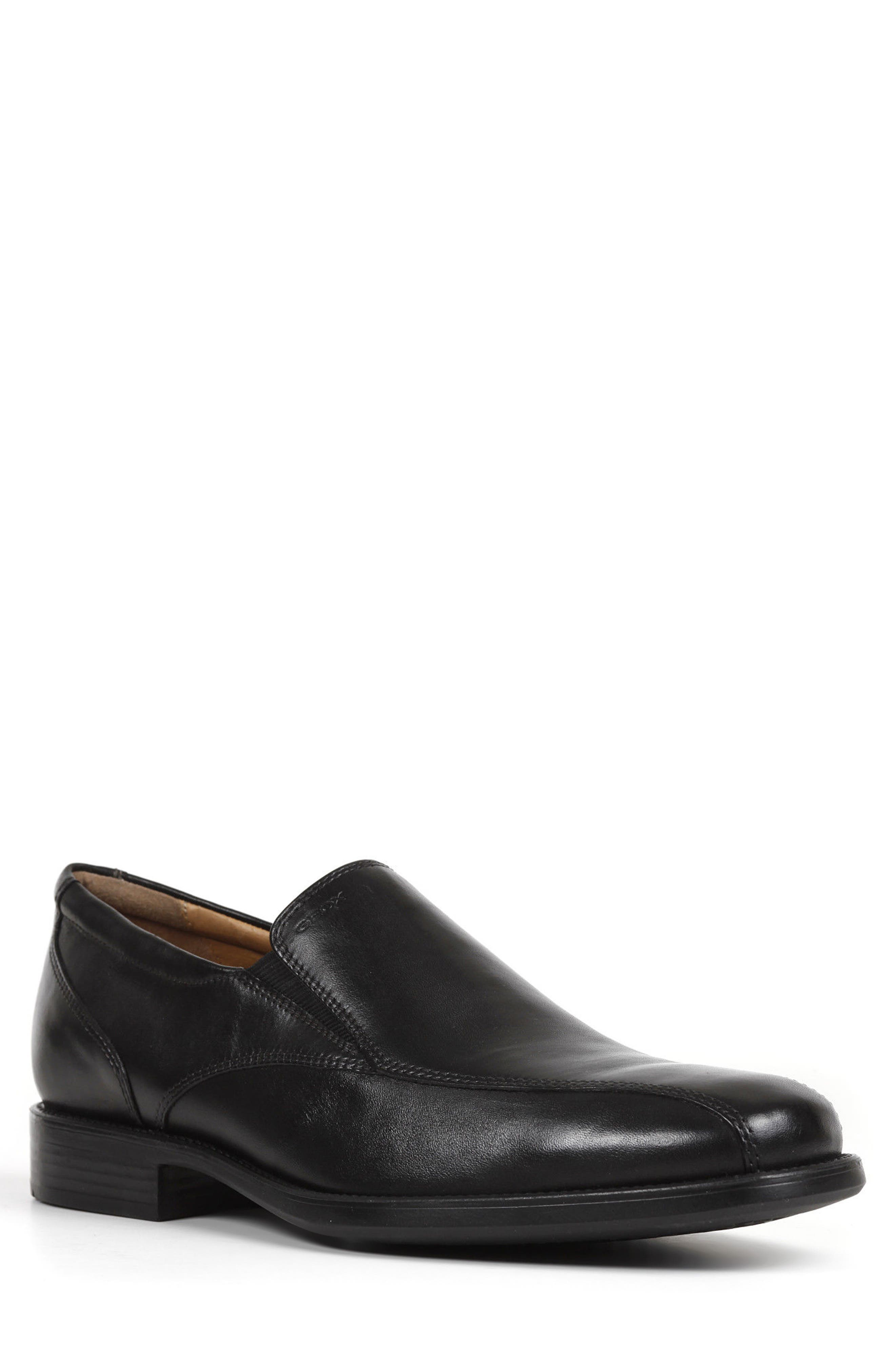 GEOX Federico Venetian Loafer, Main, color, 001
