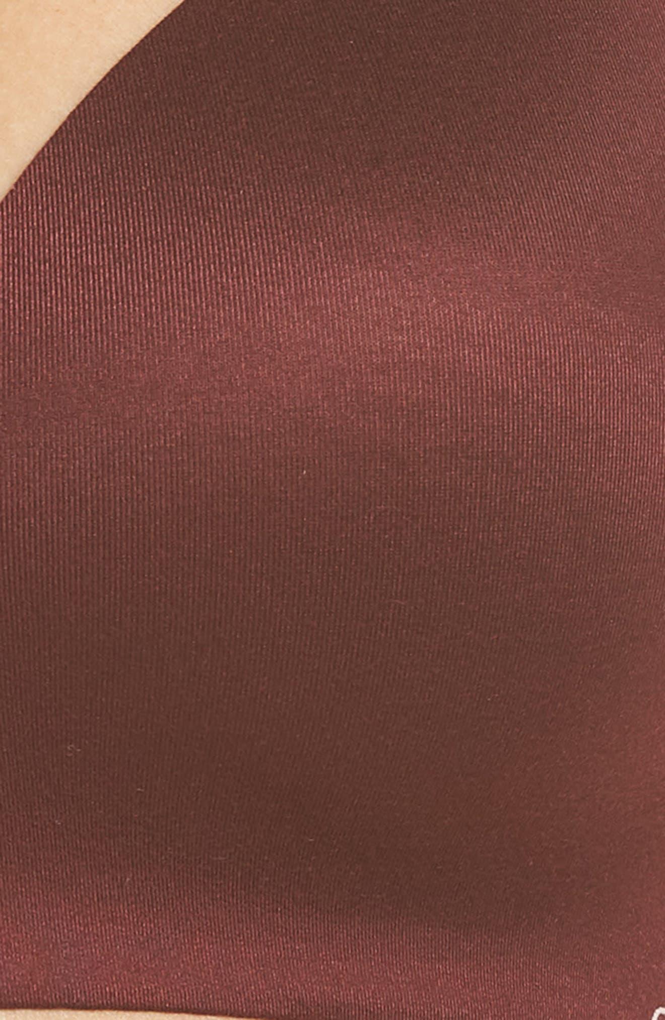 CALVIN KLEIN, Soft Cup Bra, Alternate thumbnail 7, color, 930