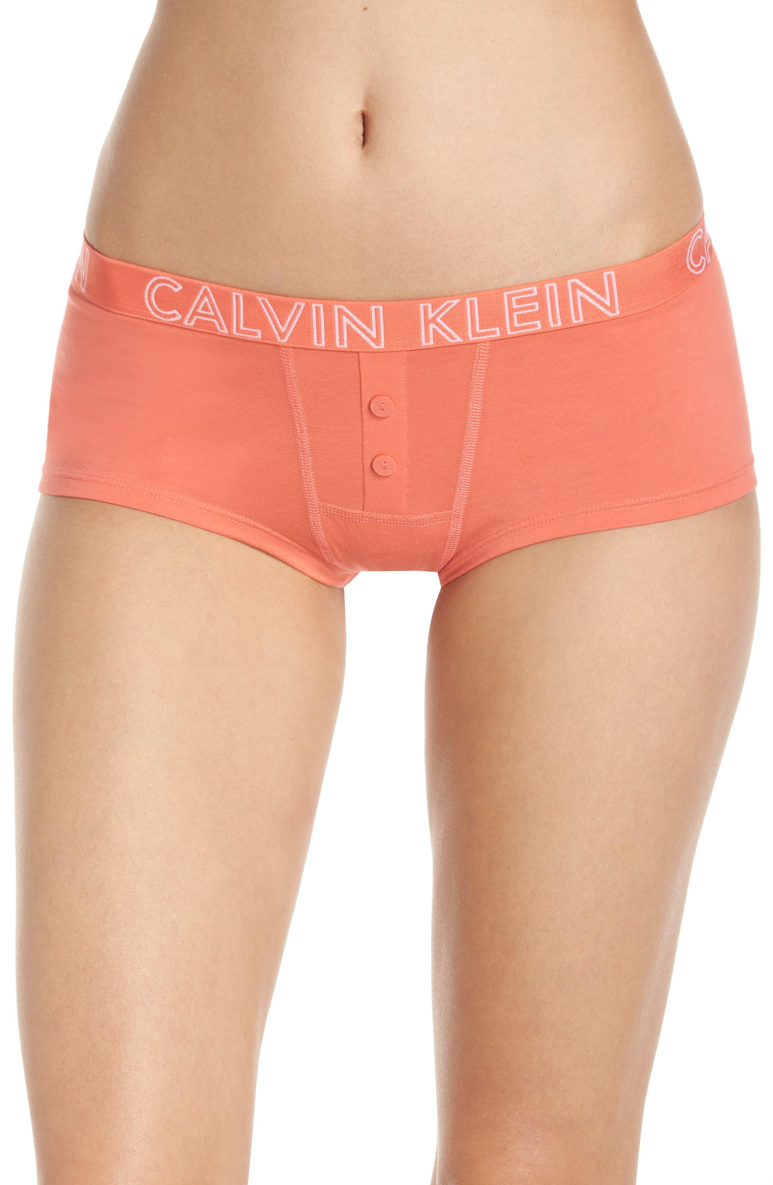 CALVIN KLEIN Ultimate Boyshorts, Main, color, SONATA