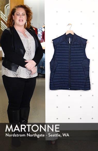 Conduit Lightweight Down Vest, sales video thumbnail
