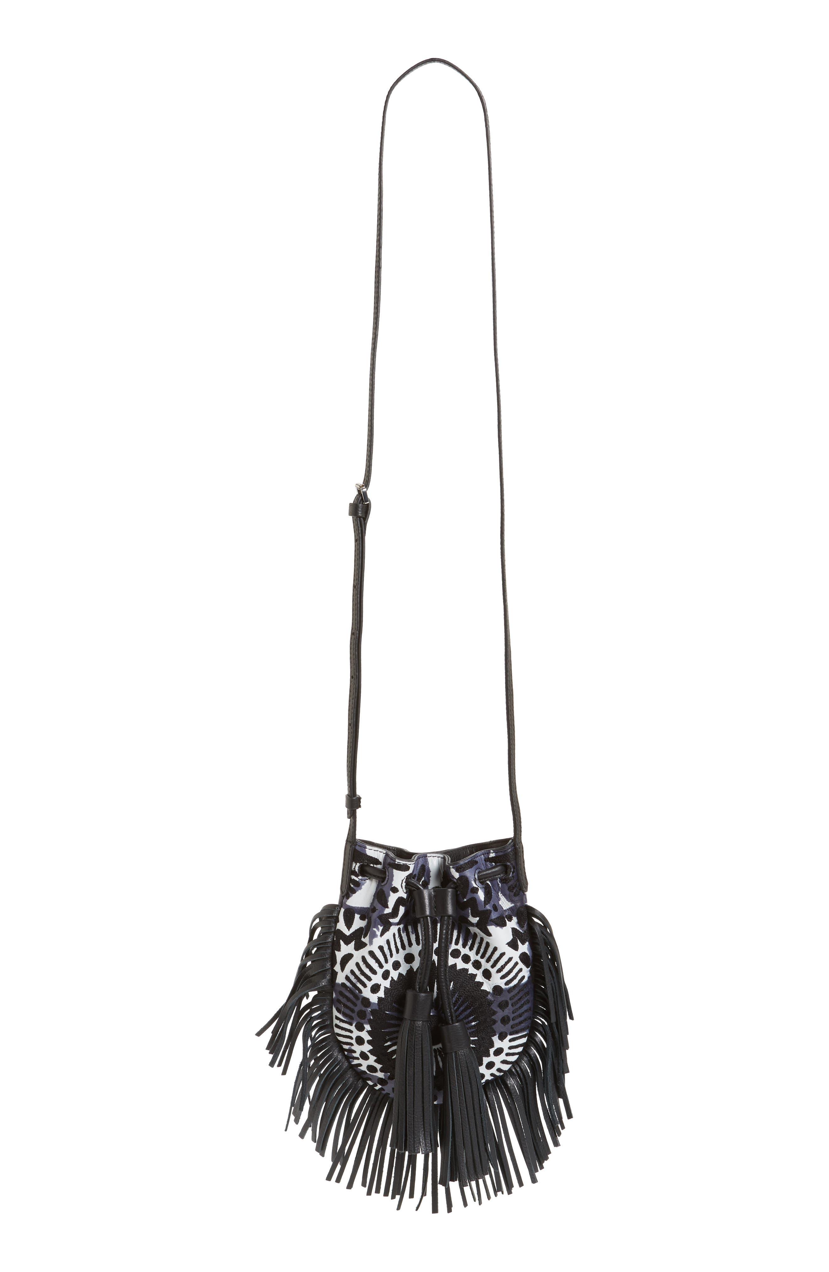 REBECCA MINKOFF Revel Phone Crossbody Bag, Main, color, 001