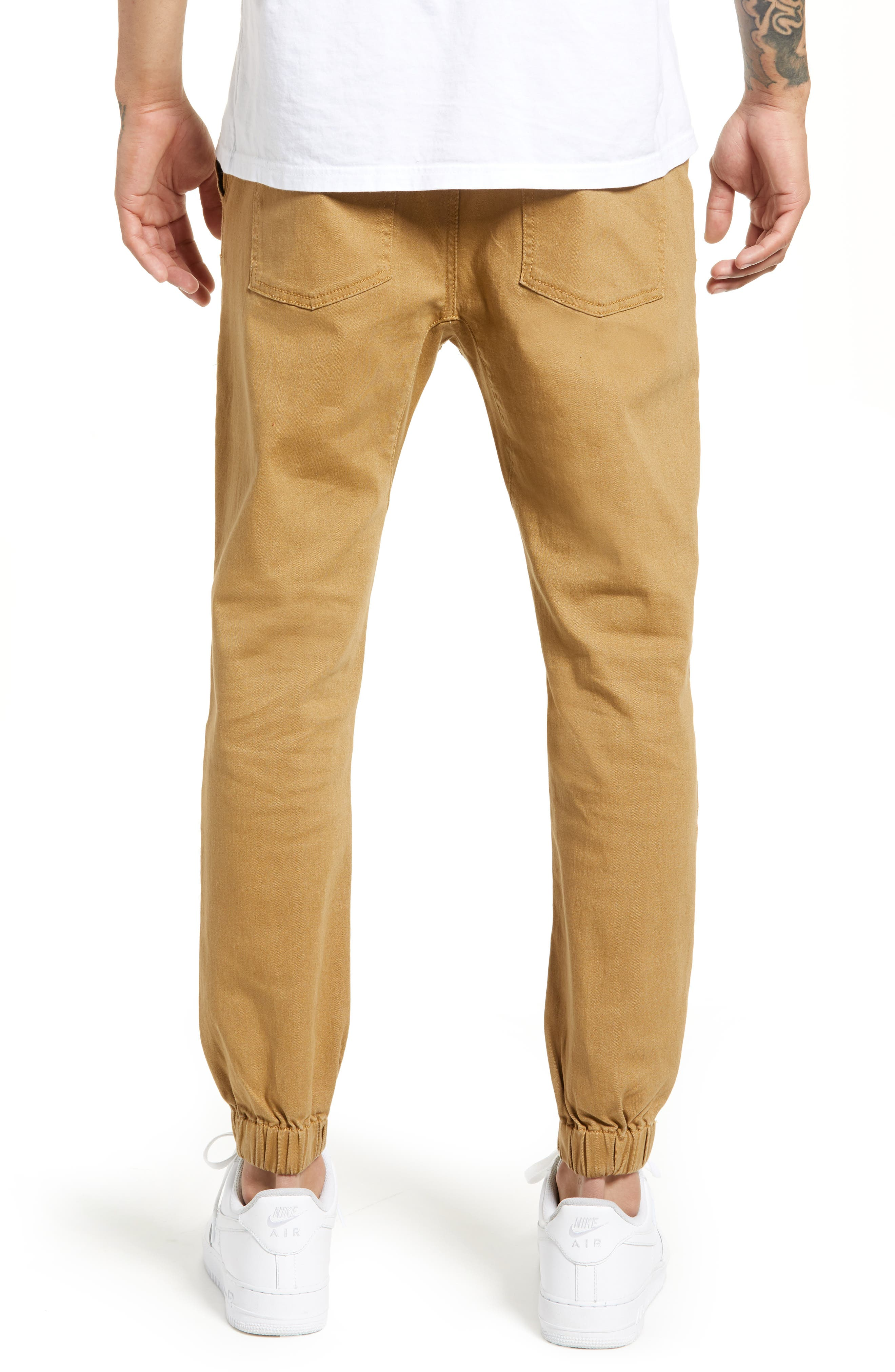 LIRA CLOTHING, Clifton Slim Fit Jogger Pants, Alternate thumbnail 2, color, 250