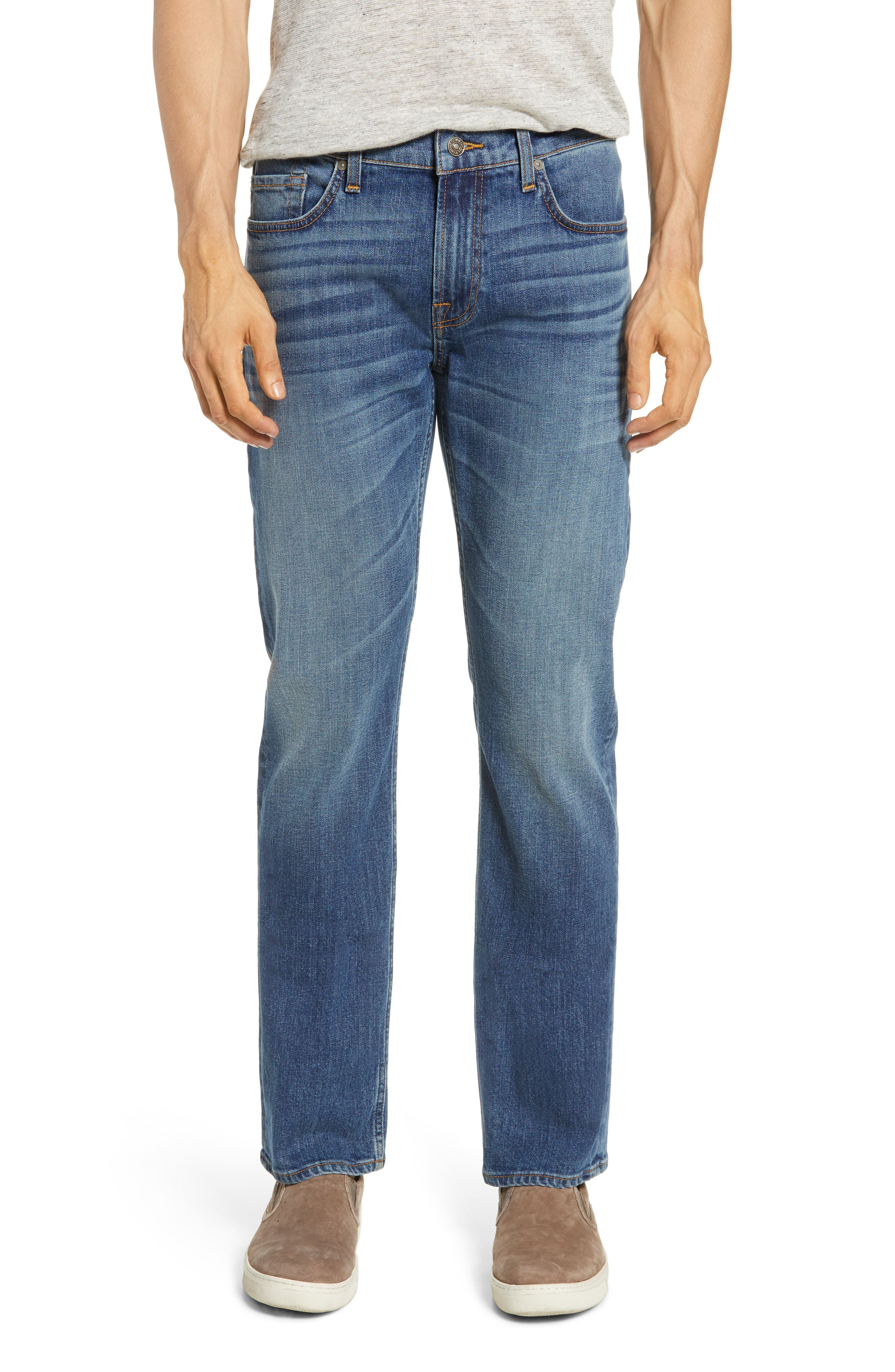 7 FOR ALL MANKIND<SUP>®</SUP>, Slimmy Slim Fit Jeans, Main thumbnail 1, color, PRPH