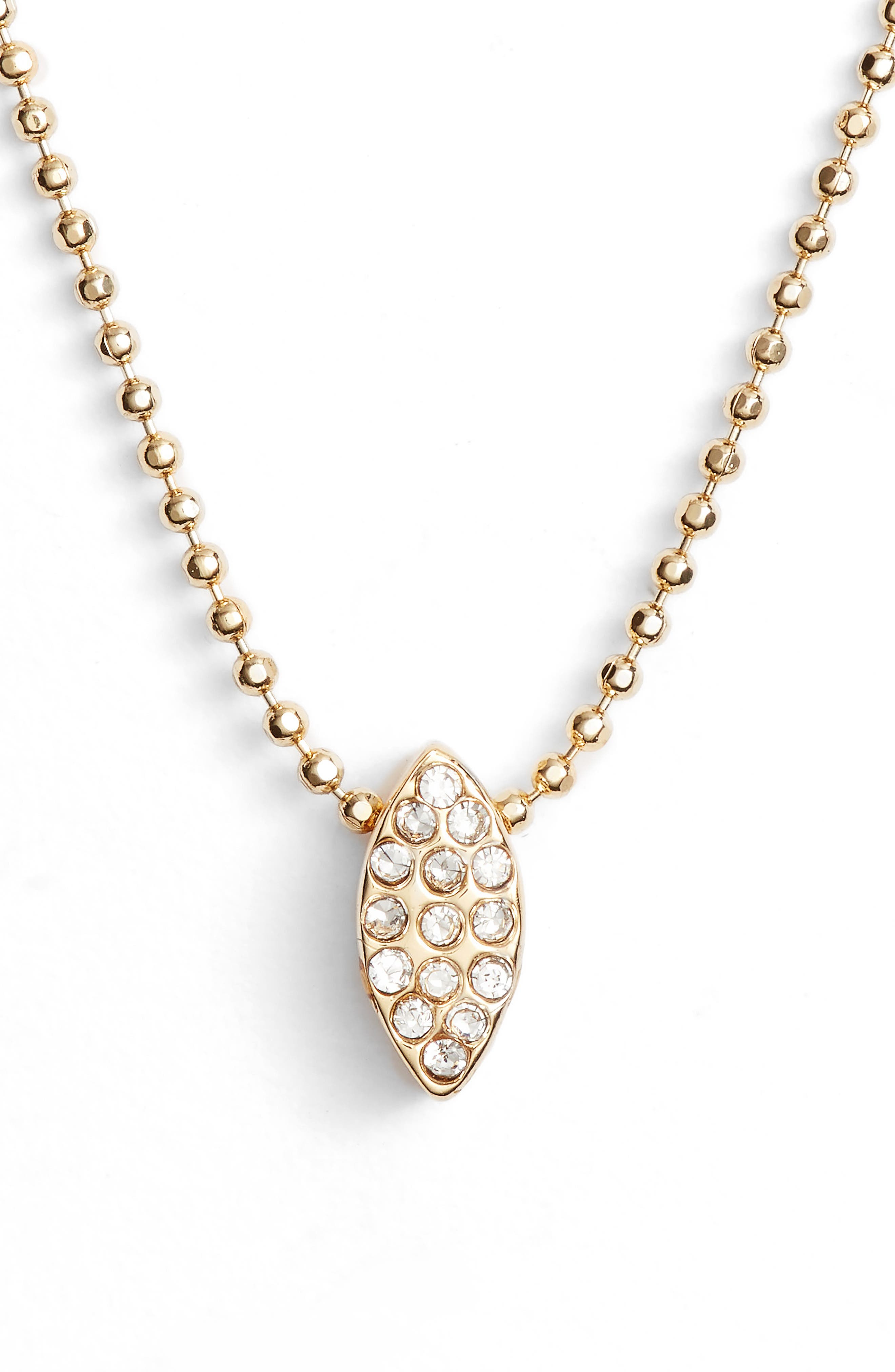UNCOMMON JAMES BY KRISTIN CAVALLARI, Uncommon James Just a Touch Necklace, Main thumbnail 1, color, 710