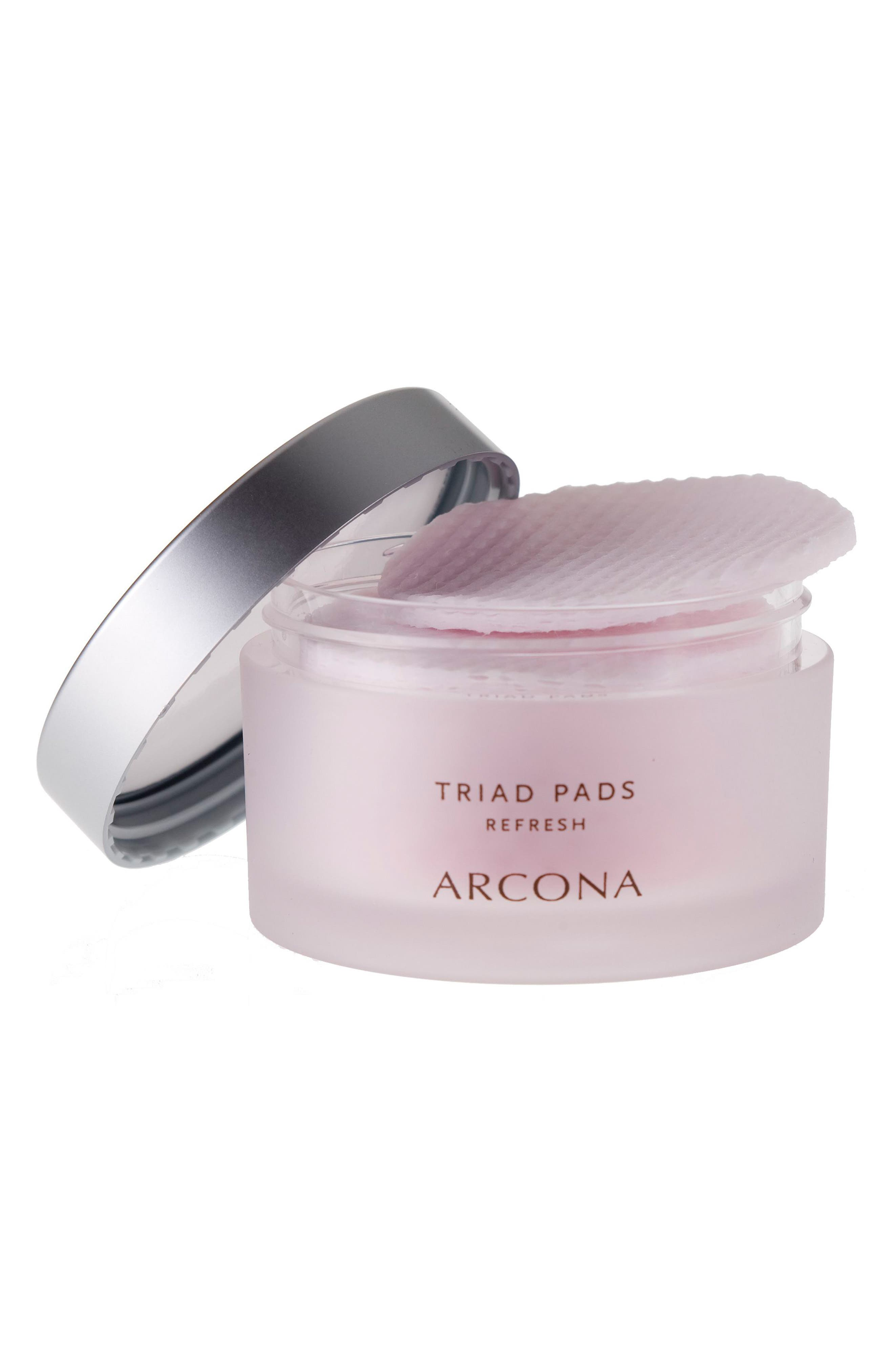 ARCONA, Triad Toner Pads, Alternate thumbnail 2, color, NO COLOR