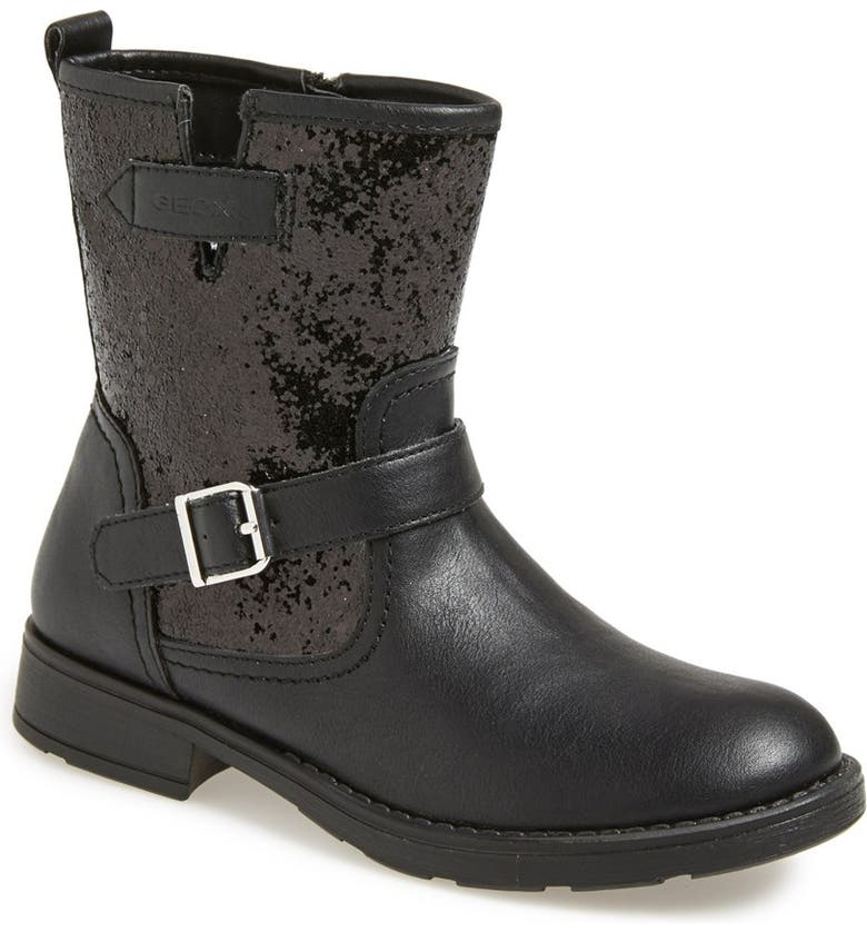 e8a0bfc0 Geox 'Jr Sofia' Glitter Boot (Toddler, Little Kid & Big Kid) | Nordstrom