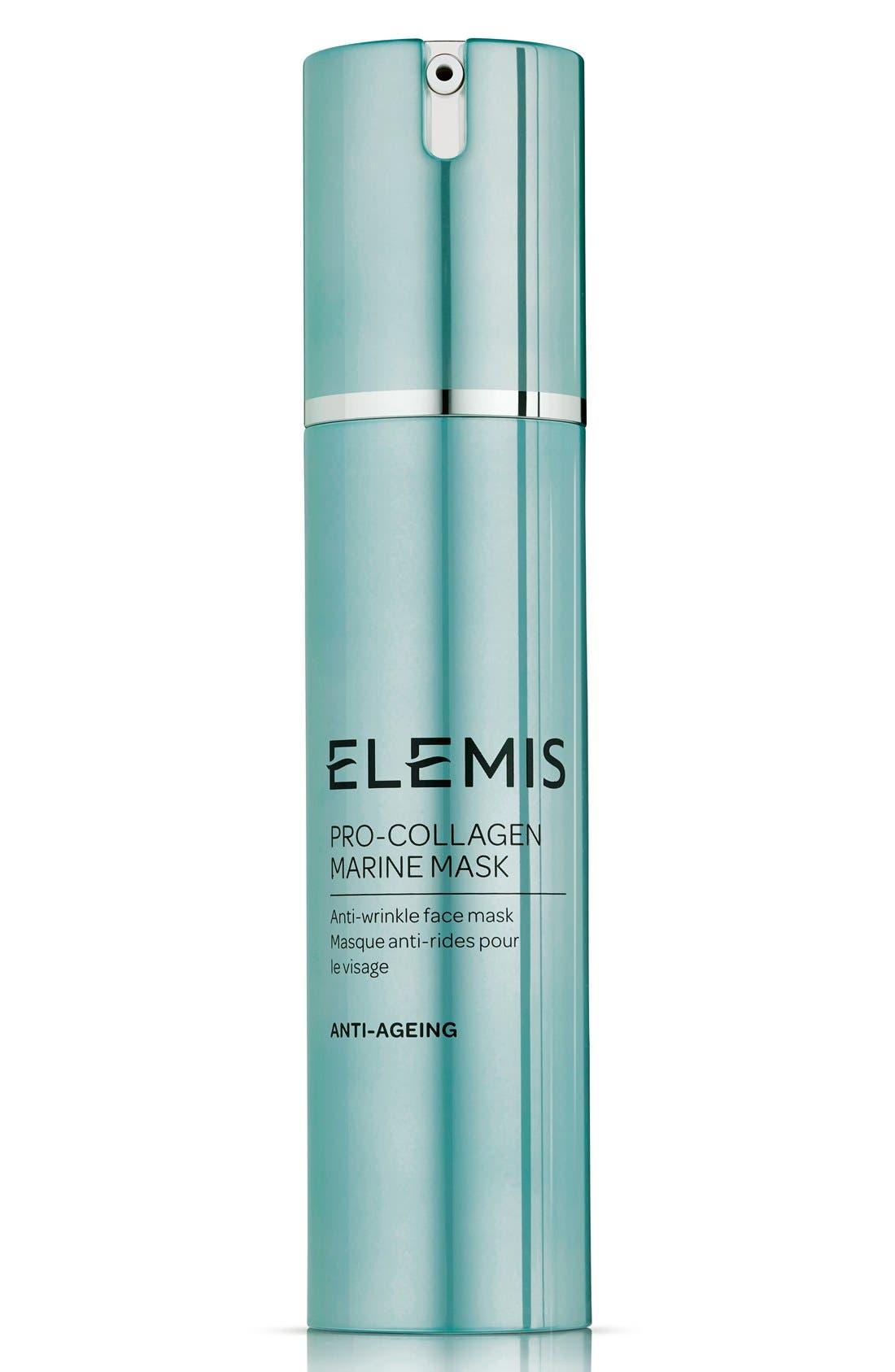 ELEMIS, Pro-Collagen Marine Mask, Main thumbnail 1, color, NO COLOR